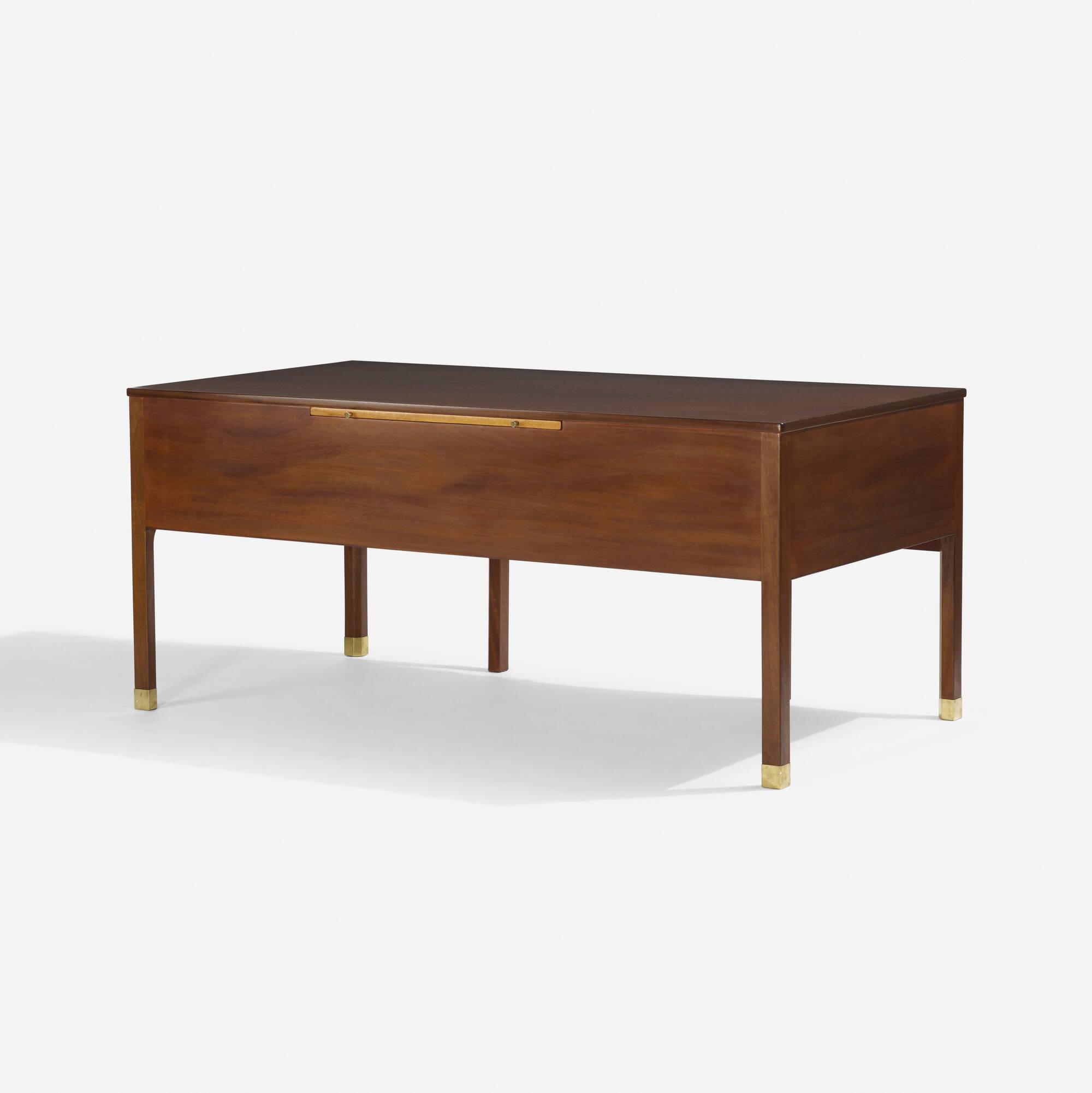 242: Ole Wanscher / rare desk (2 of 3)