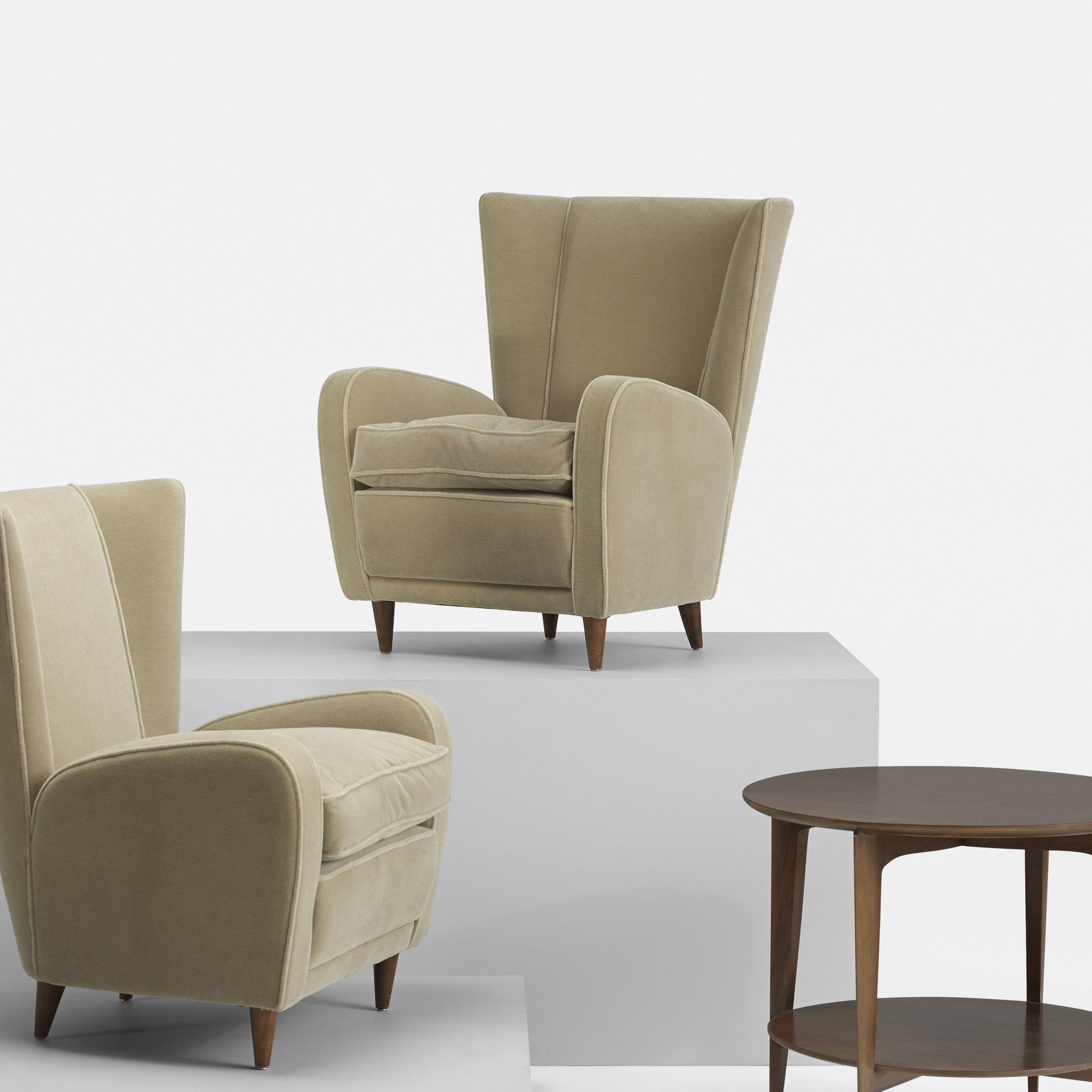 242: Paolo Buffa / pair of lounge chairs from Hotel Bristol, Merano (3 of 5)