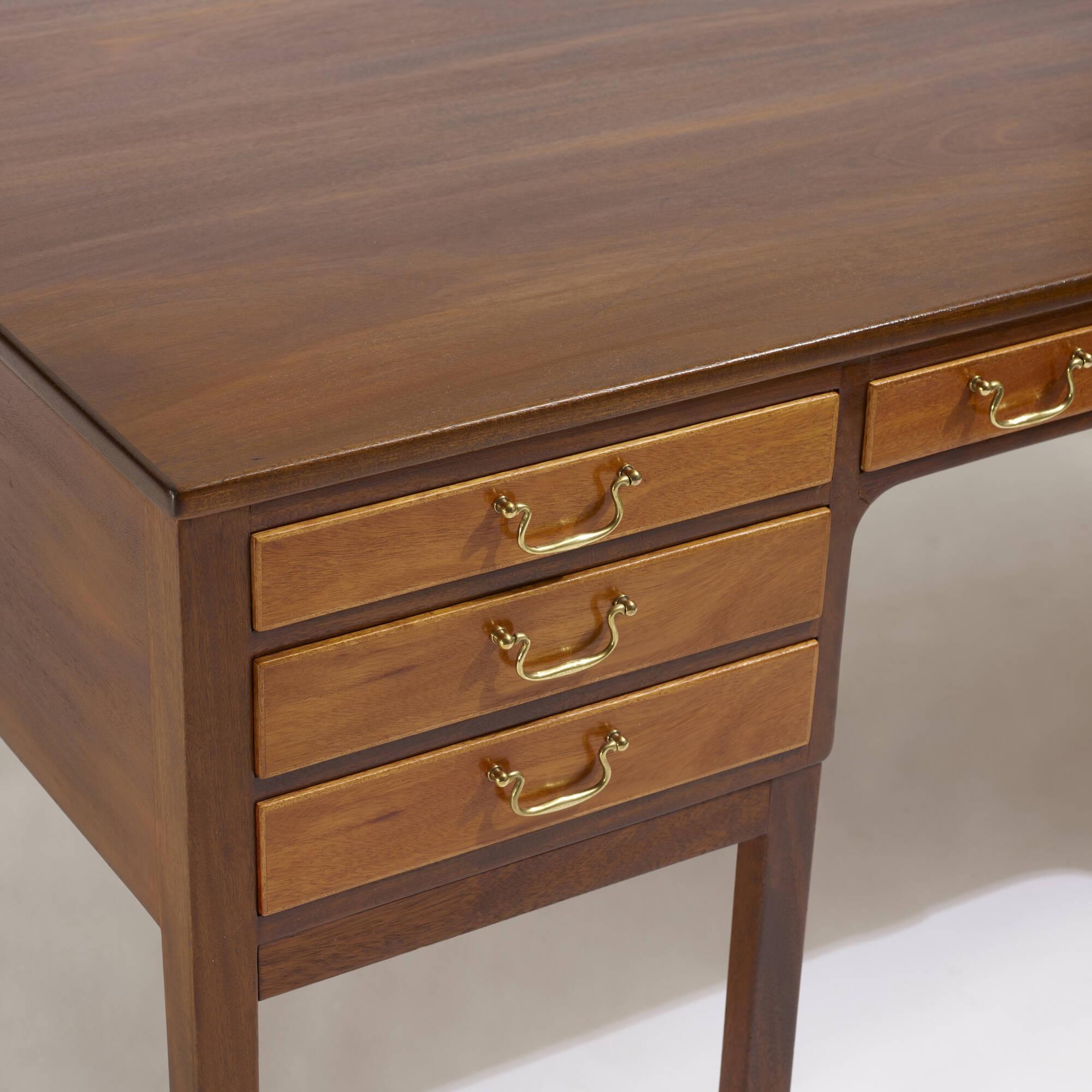 242: Ole Wanscher / rare desk (3 of 3)