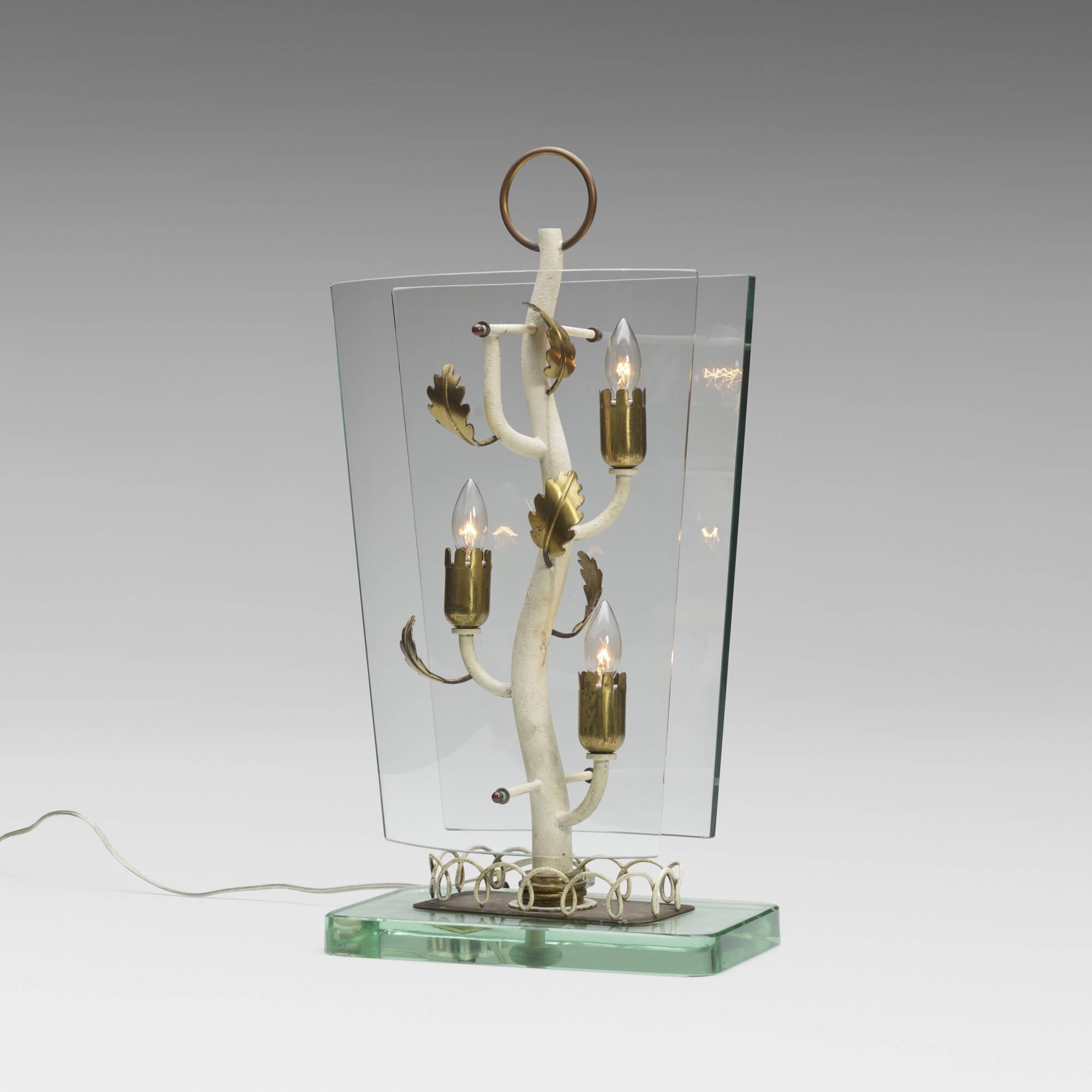 243: Pietro Chiesa / table lamp (1 of 2)