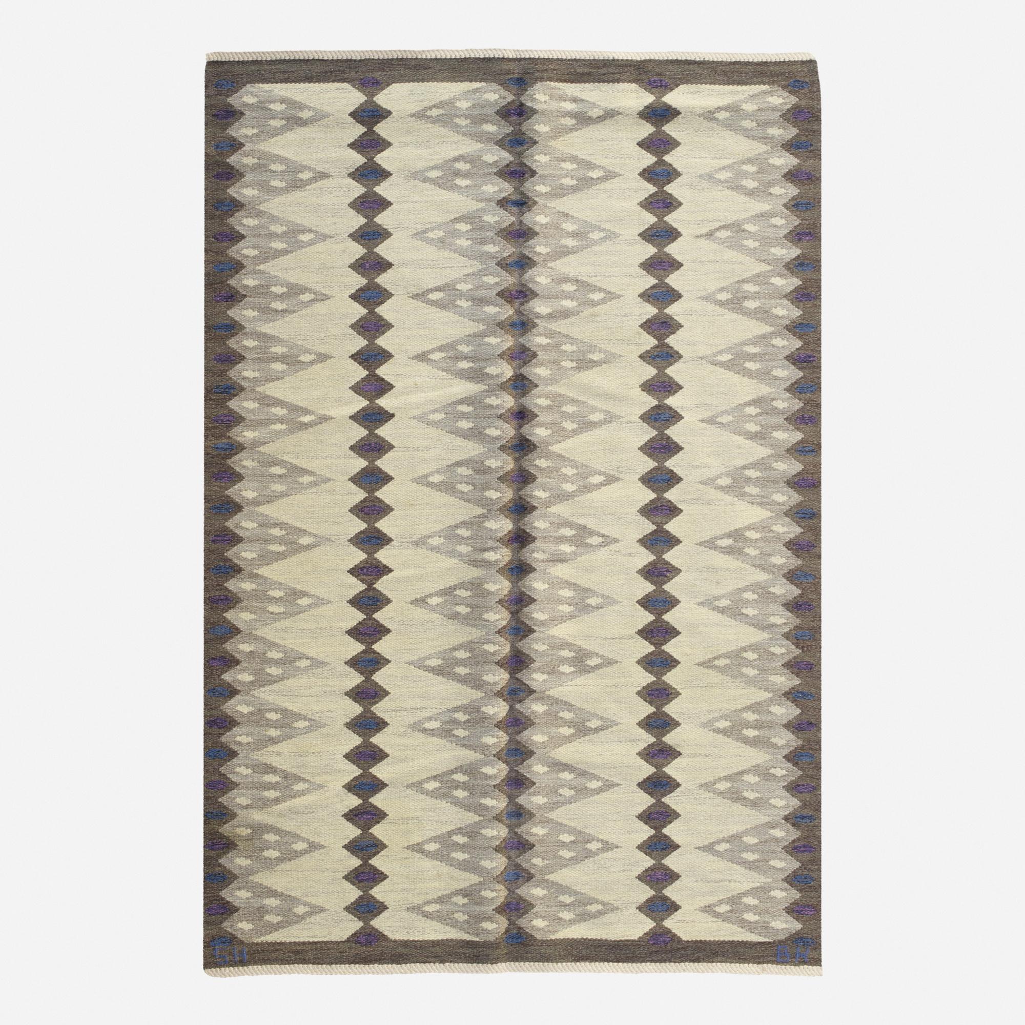 243: Berit Koenig / flatweave carpet (1 of 2)