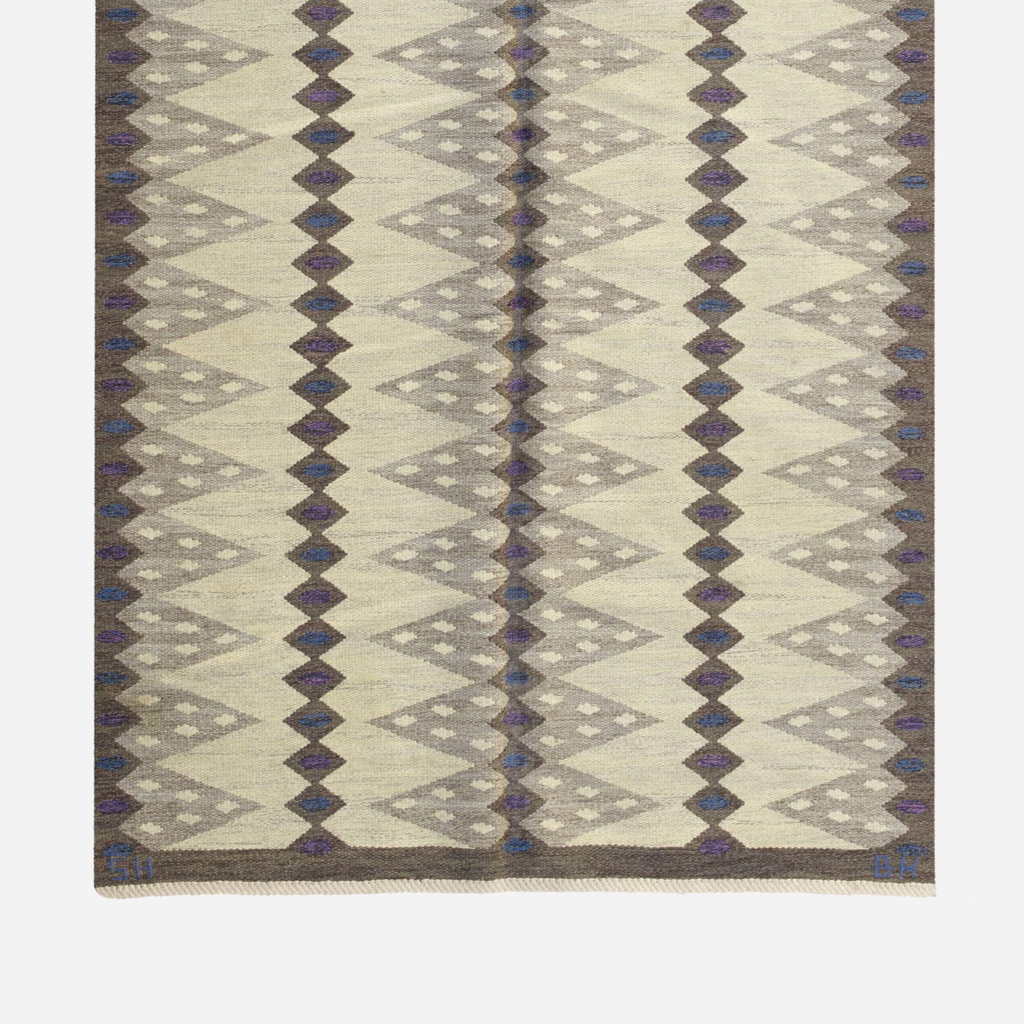 243: Berit Koenig / flatweave carpet (2 of 2)