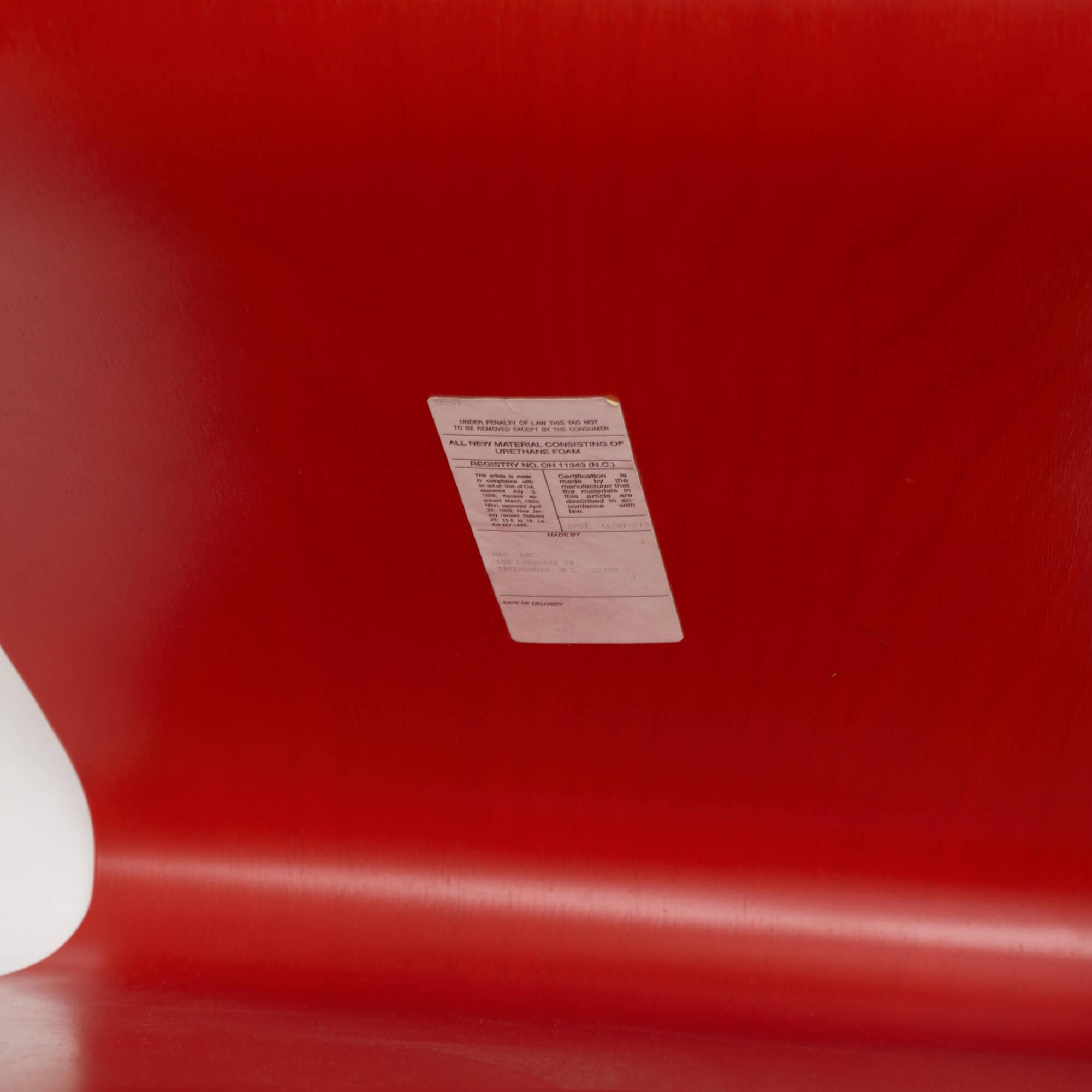 243: Verner Panton / Pantonic 5010 chair (4 of 4)