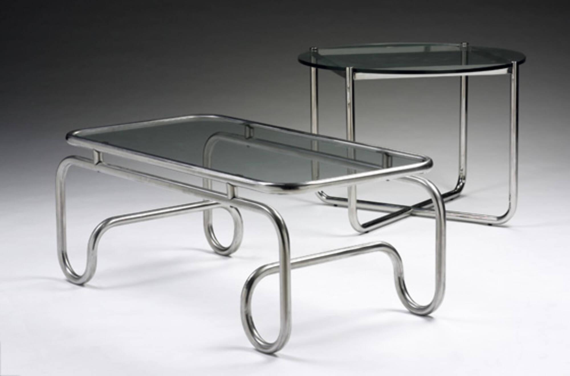 Art Deco Side Table Design