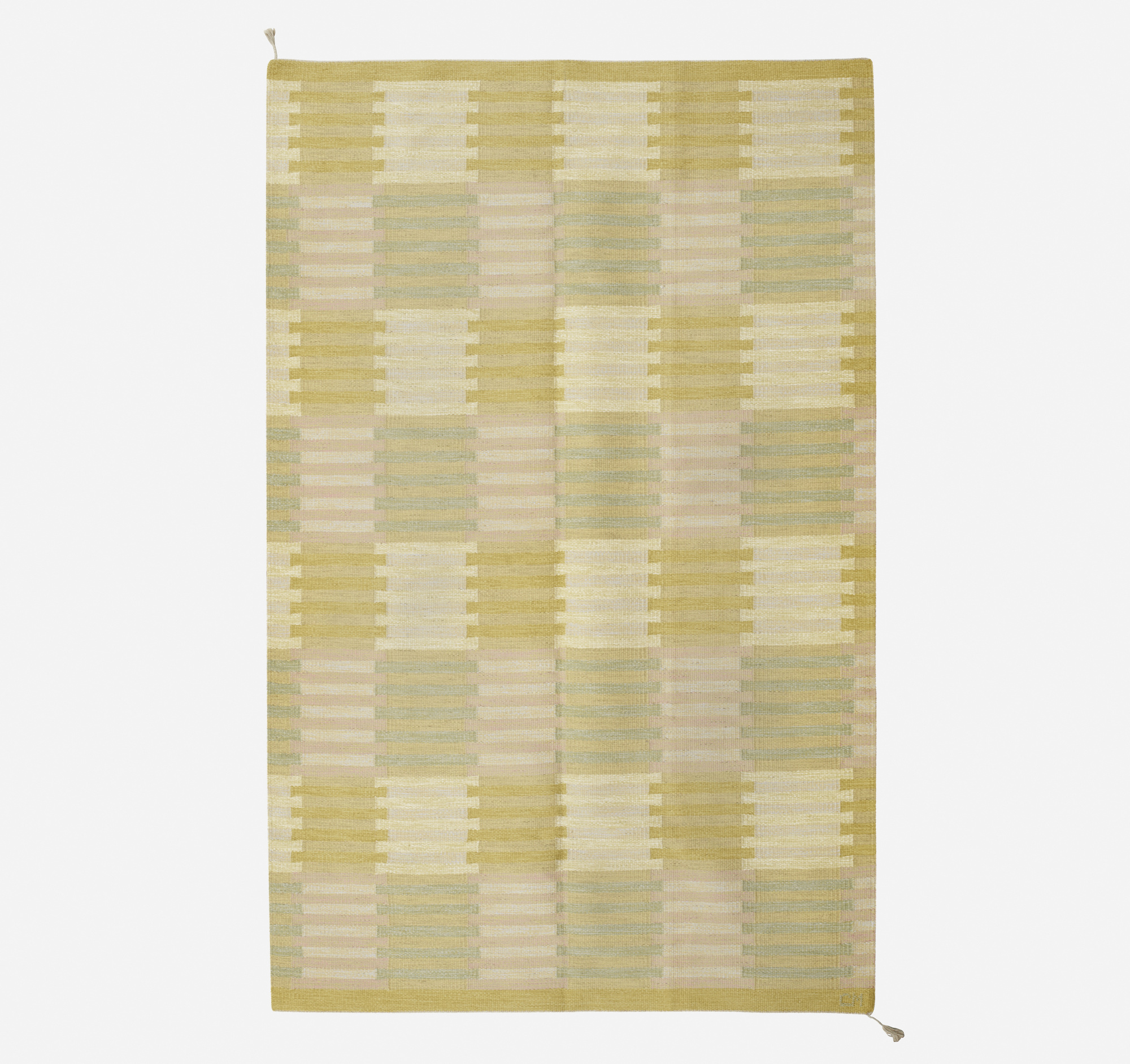 244: Carl Malmsten / flatweave carpet (1 of 2)