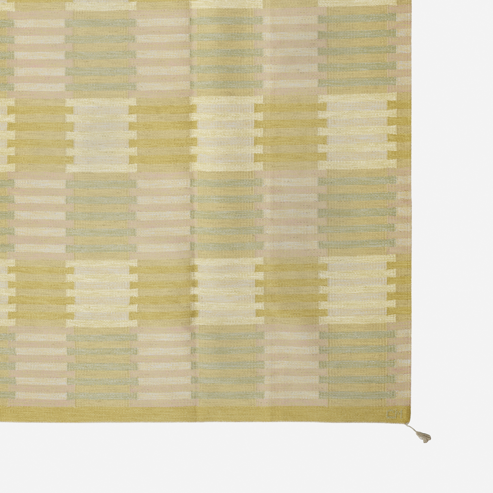 244: Carl Malmsten / flatweave carpet (2 of 2)