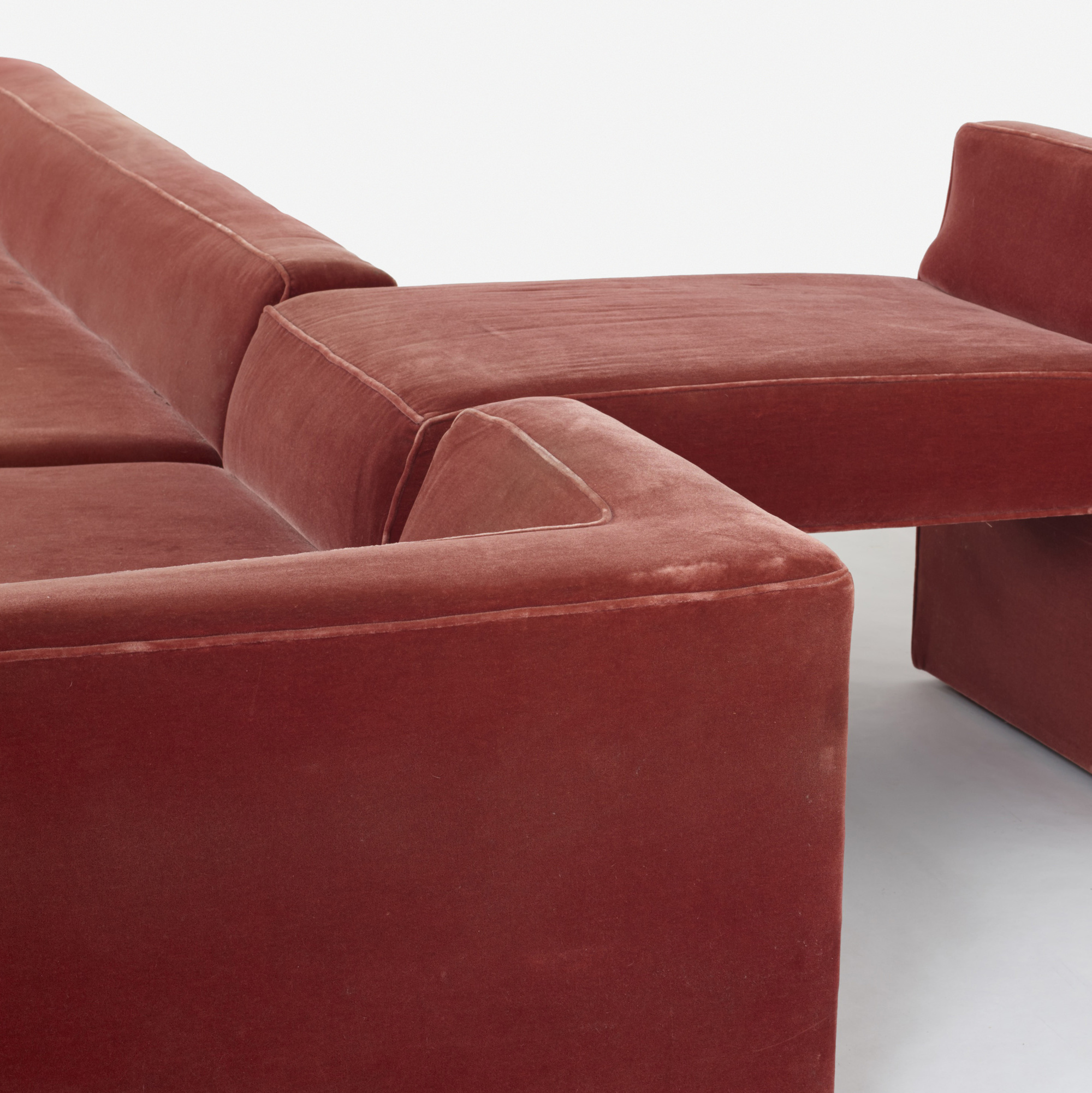 in cozy sectional visited sofas gray large red the most upholstered on extra gallery carpet