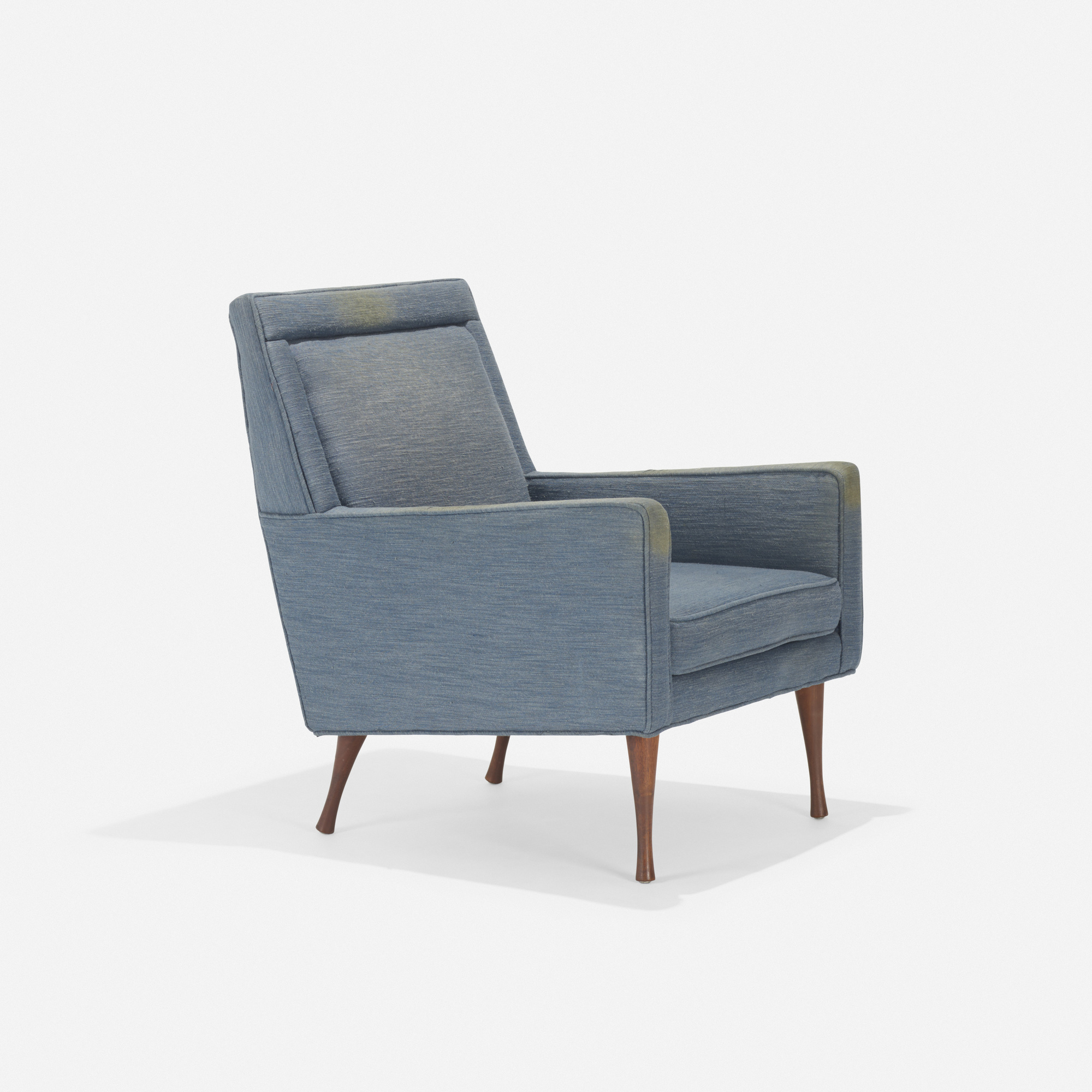 Captivating 245: Paul McCobb / Symmetric Group Lounge Chair (1 Of 2)