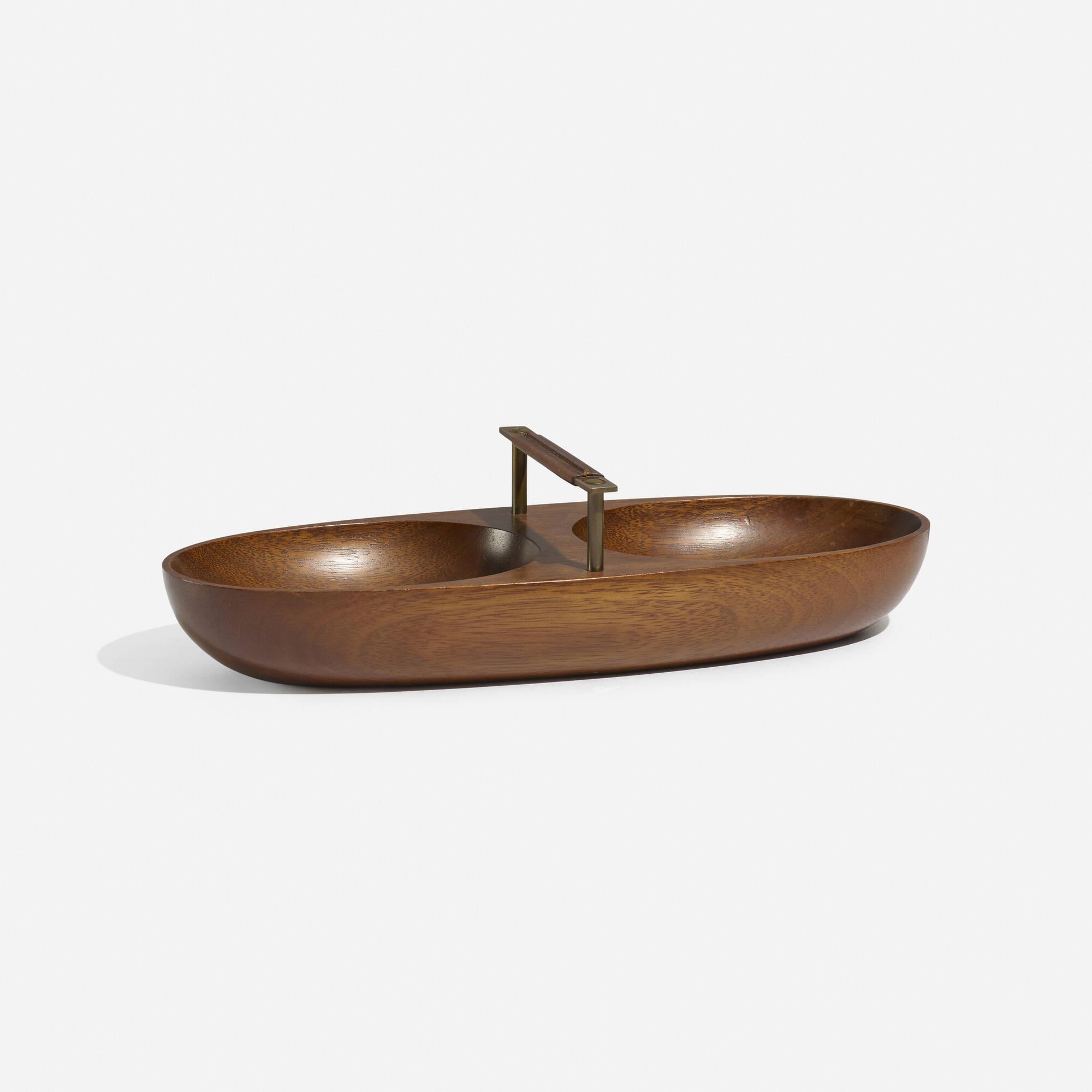 245: Carl Auböck II / nut bowl (1 of 2)