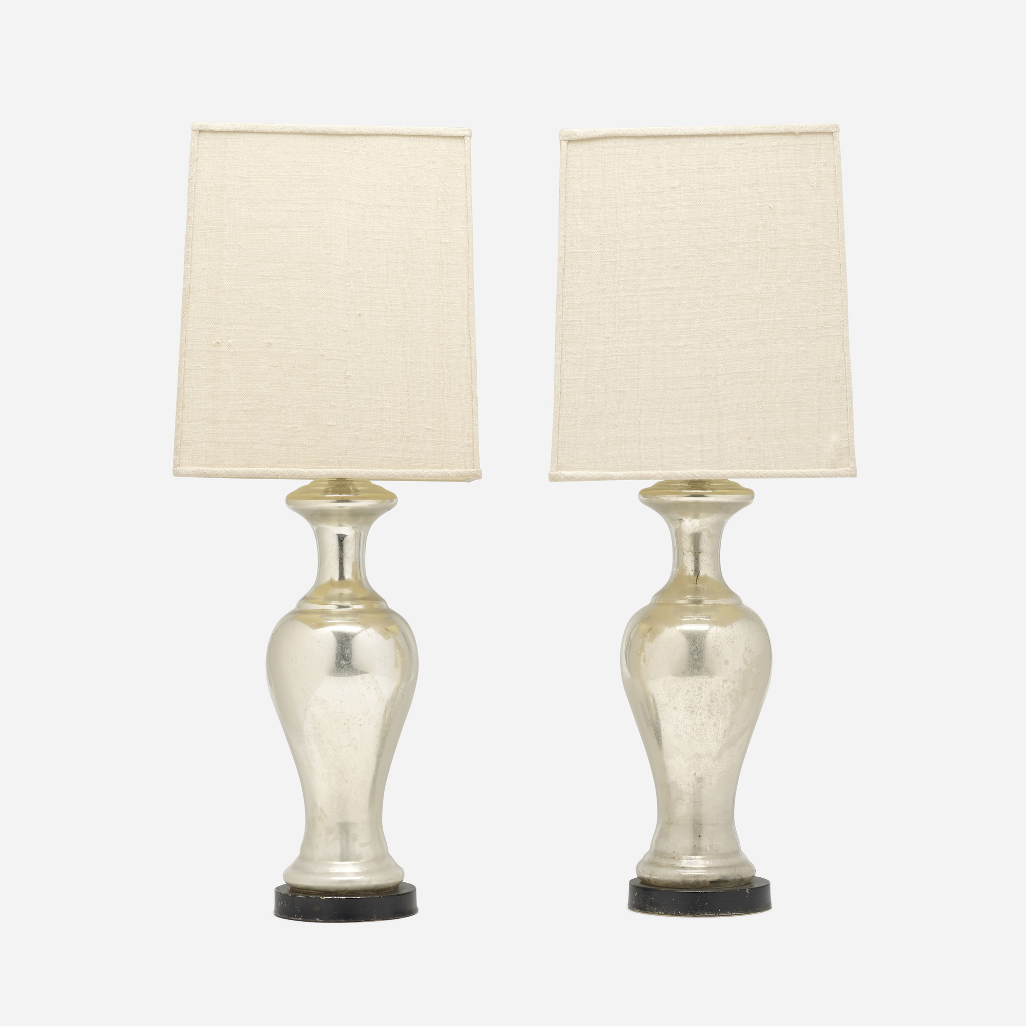 246: Modern / table lamps, pair (1 of 2)