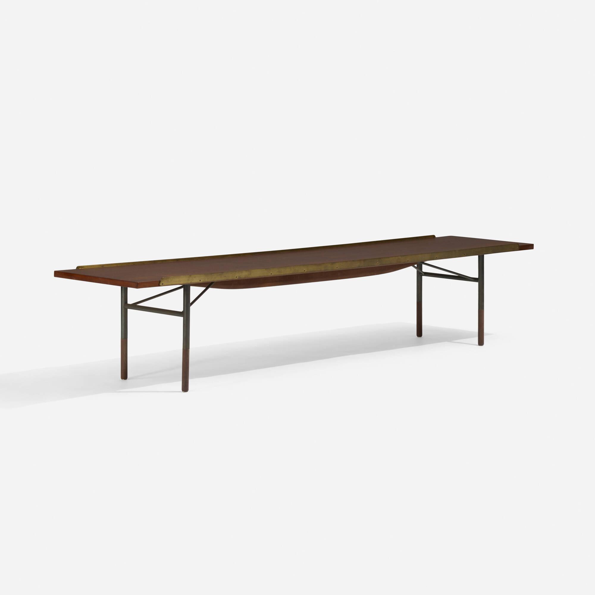 246: Finn Juhl / rare bench (1 of 1)