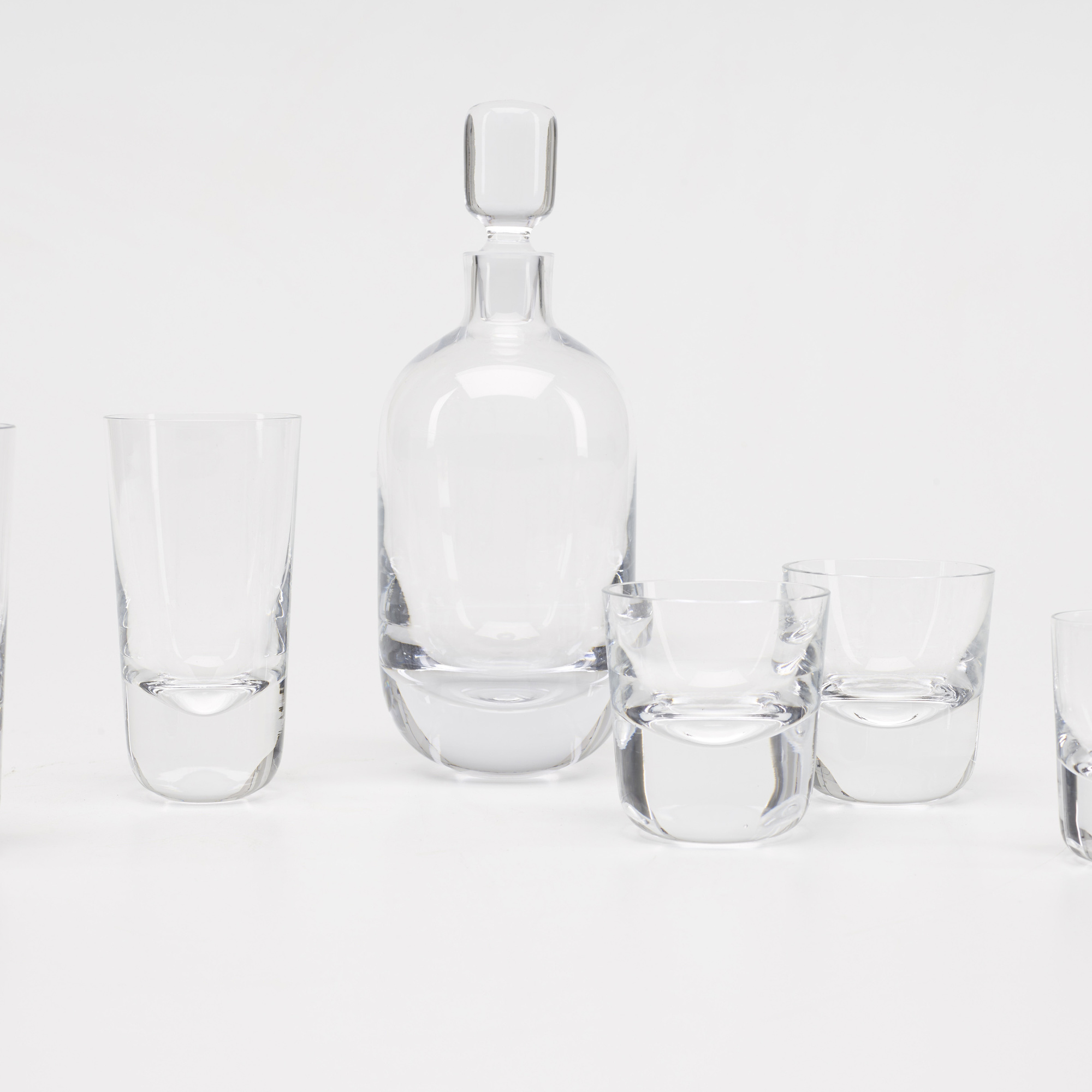 246: Duncan & Miller Glass Co. / glassware set (2 of 2)
