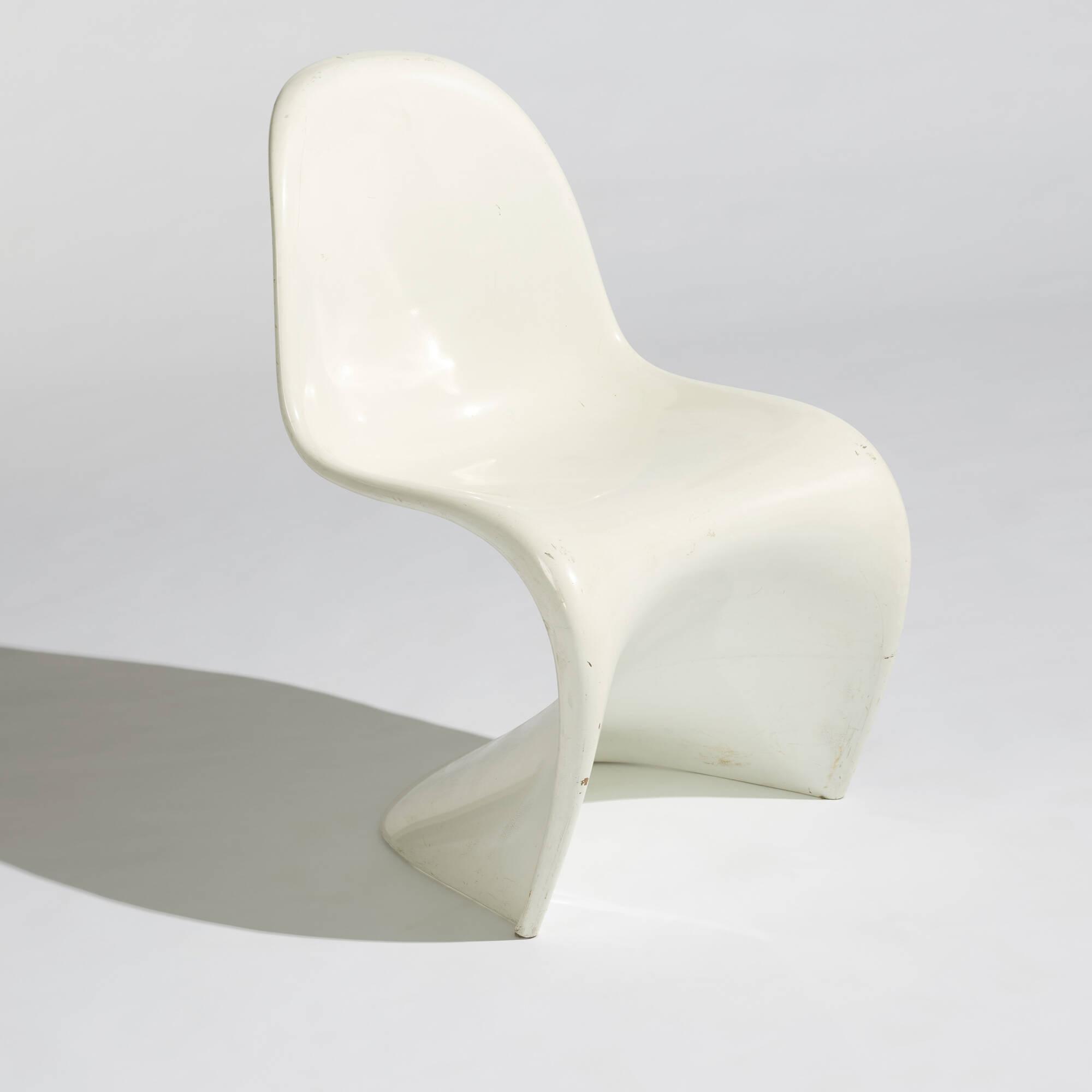 Verner Panton Panton Chair 246 verner panton panton chairs pair scandinavian design 18