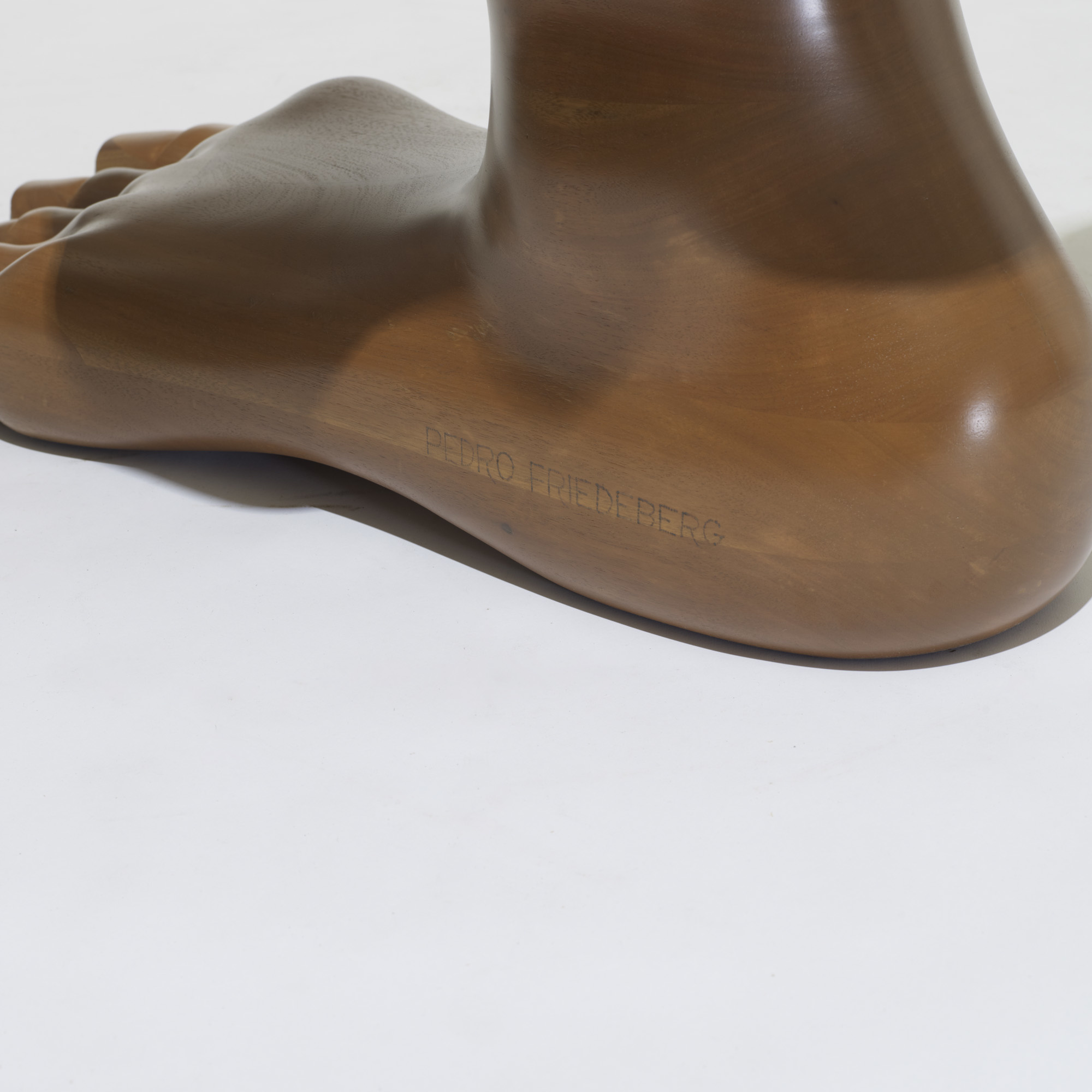 246: PEDRO FRIEDEBERG, Hand Foot chair \u003c Modern Design, 29 March ...