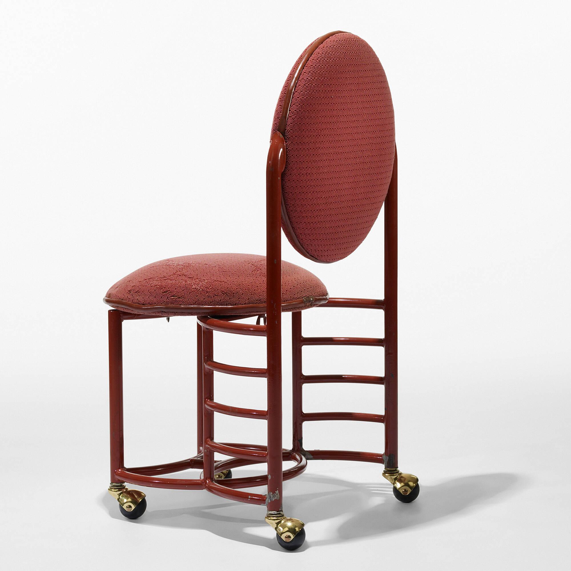 247 Frank Lloyd Wright Chair From The Johnson Wax Building Racine Wisconsin