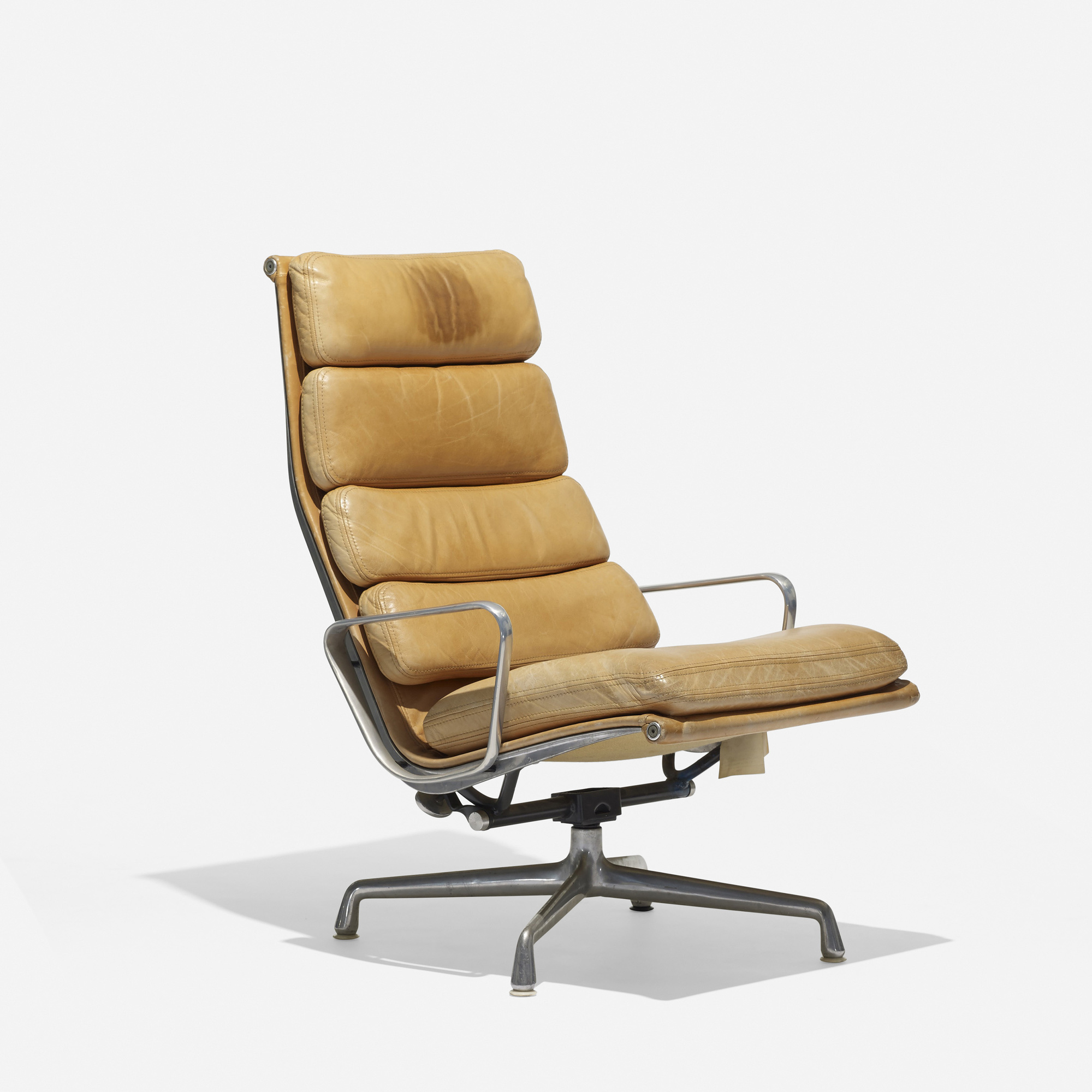 eames soft pad lounge chair. 247: Charles And Ray Eames / Soft Pad Lounge Chair (1 Of 3) I