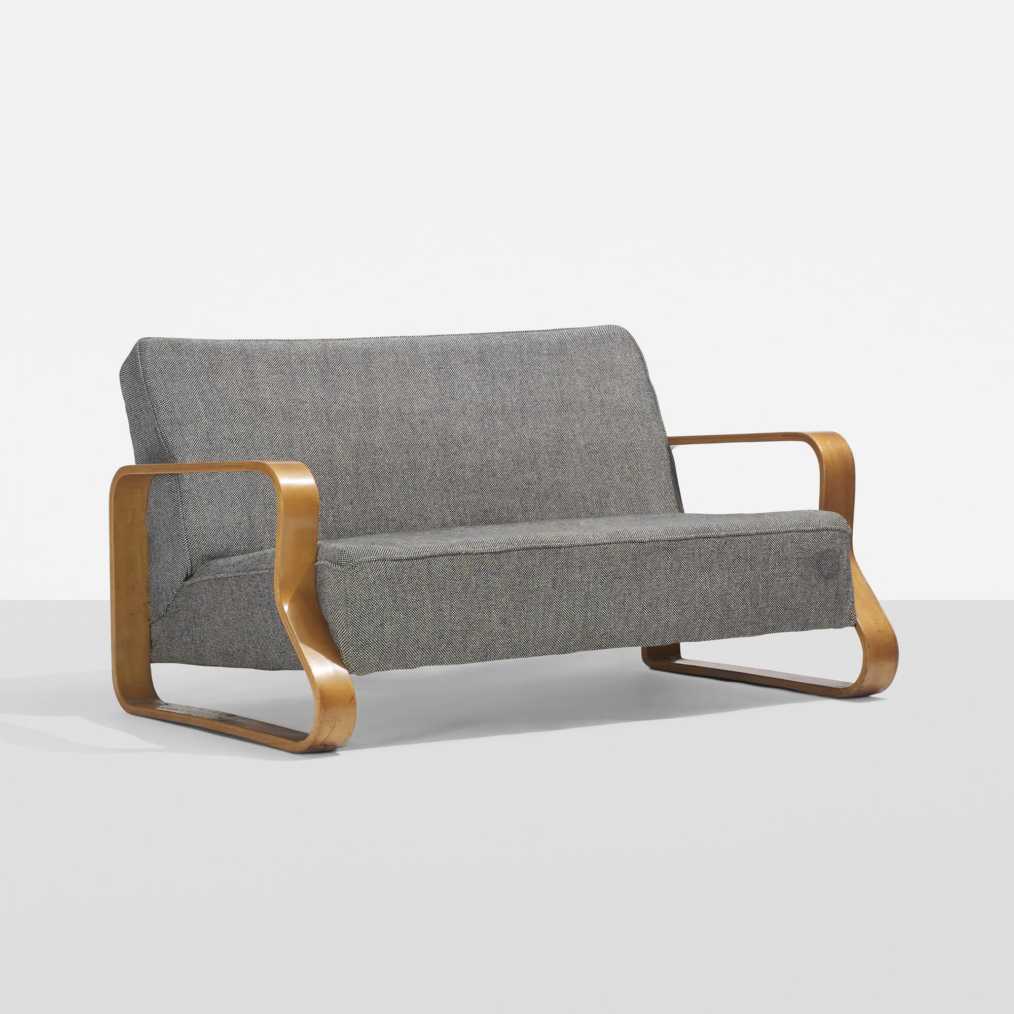 Artek sofa 544 for Sofa bed 549 artek