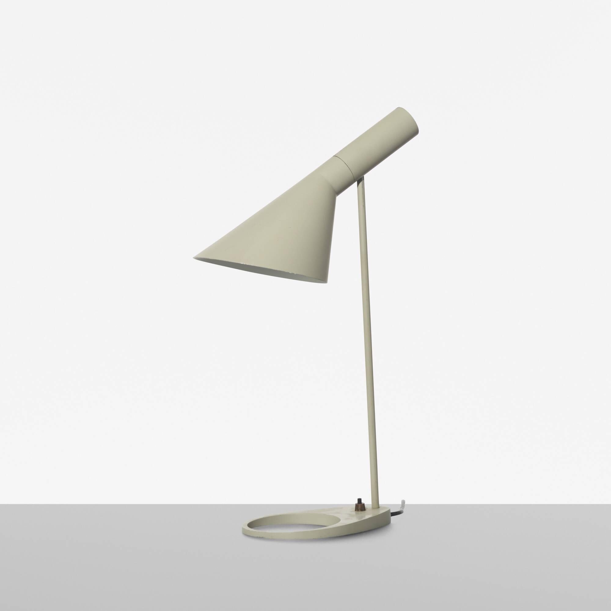 247: Arne Jacobsen / Visor table lamp < Scandinavian Design, 18 ...
