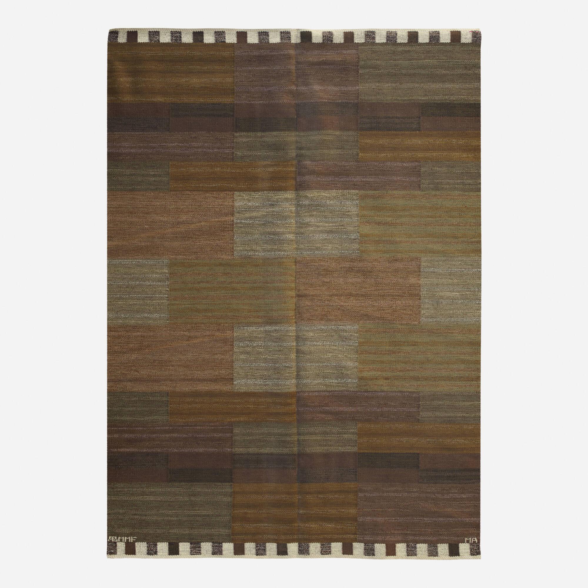 247: Marianne Richter / Muren flatweave carpet (1 of 2)
