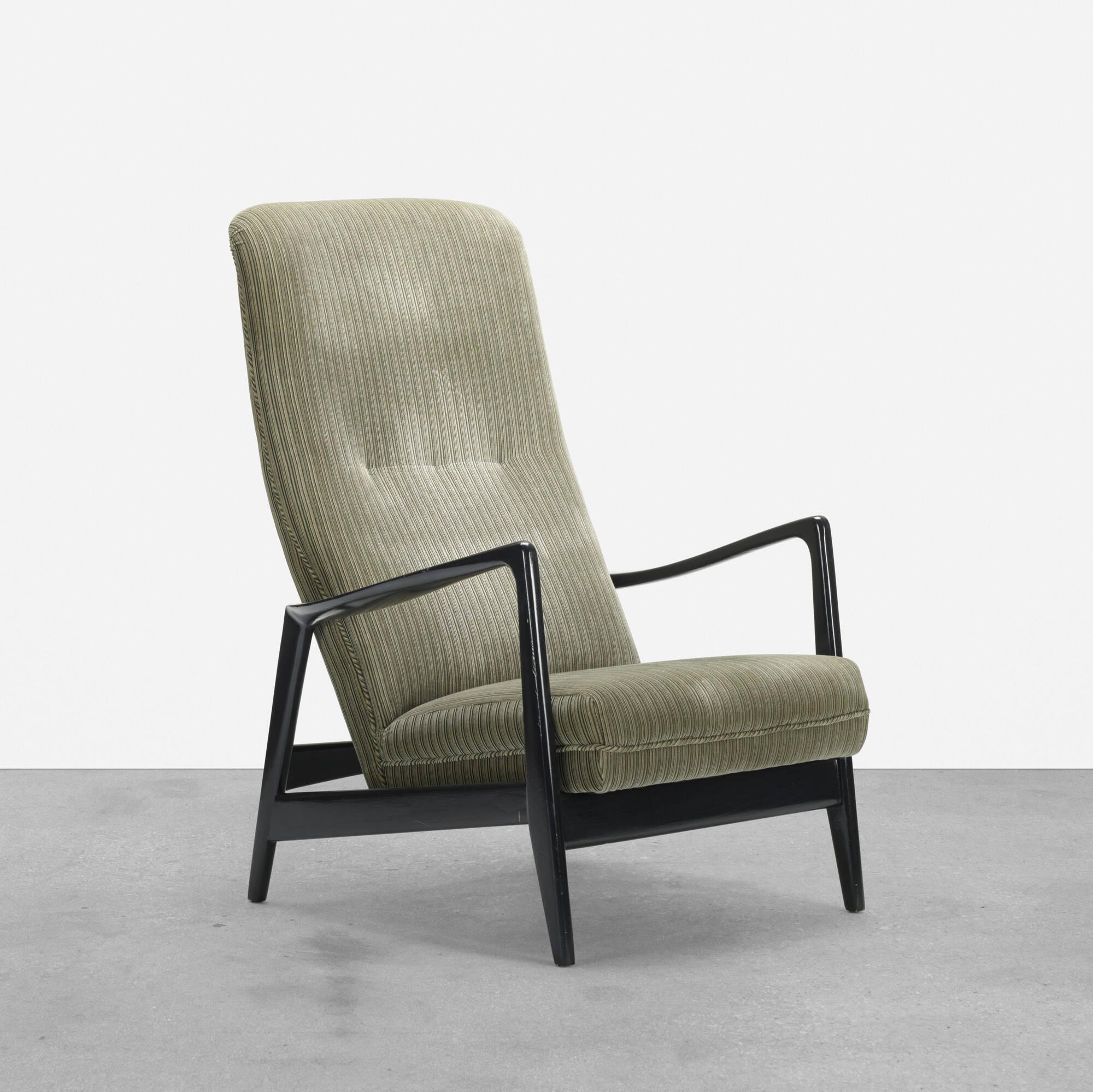 248: Gio Ponti / armchair, model 829 (1 of 3)