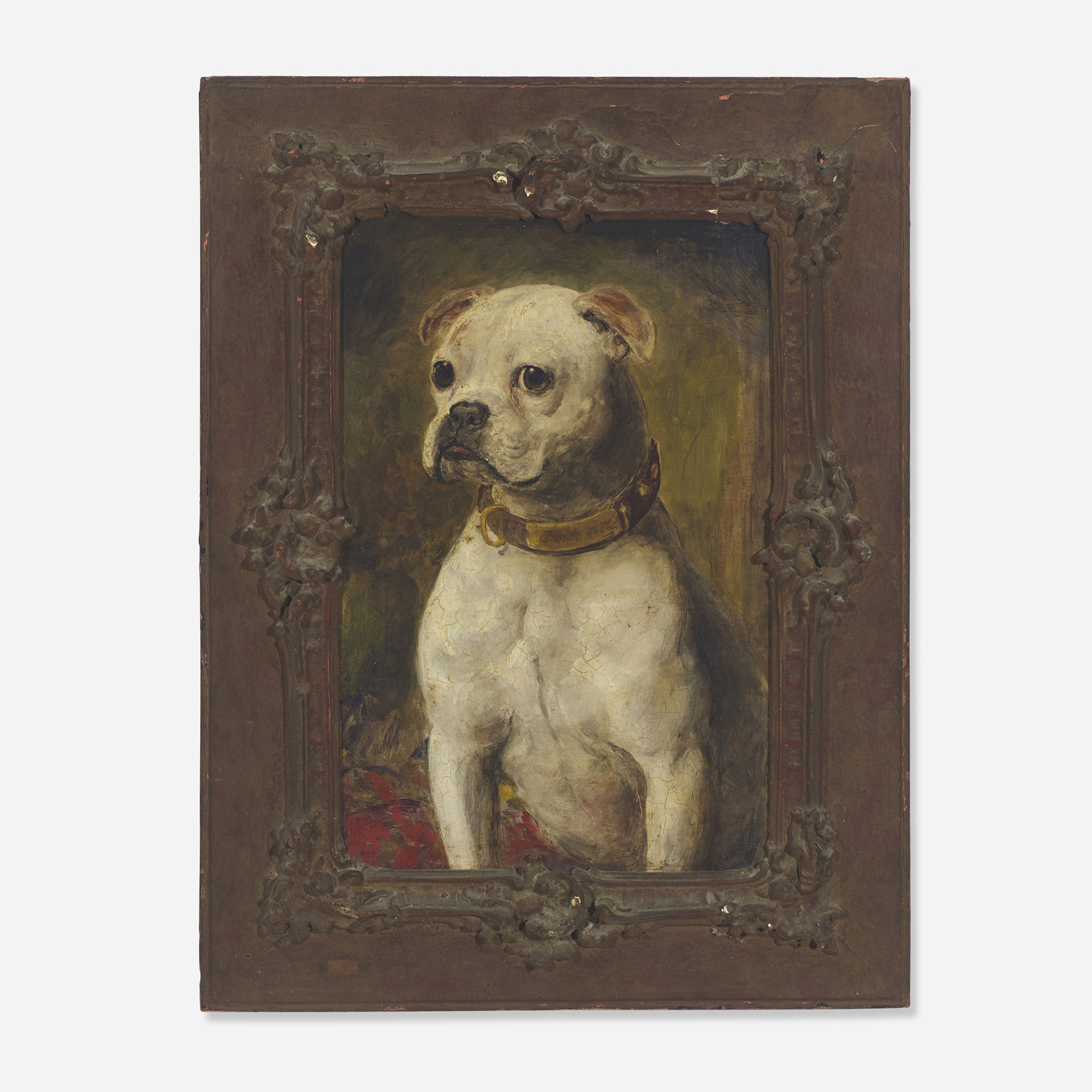 248: 19th Century / Untitled (White Boxer) (1 of 2)