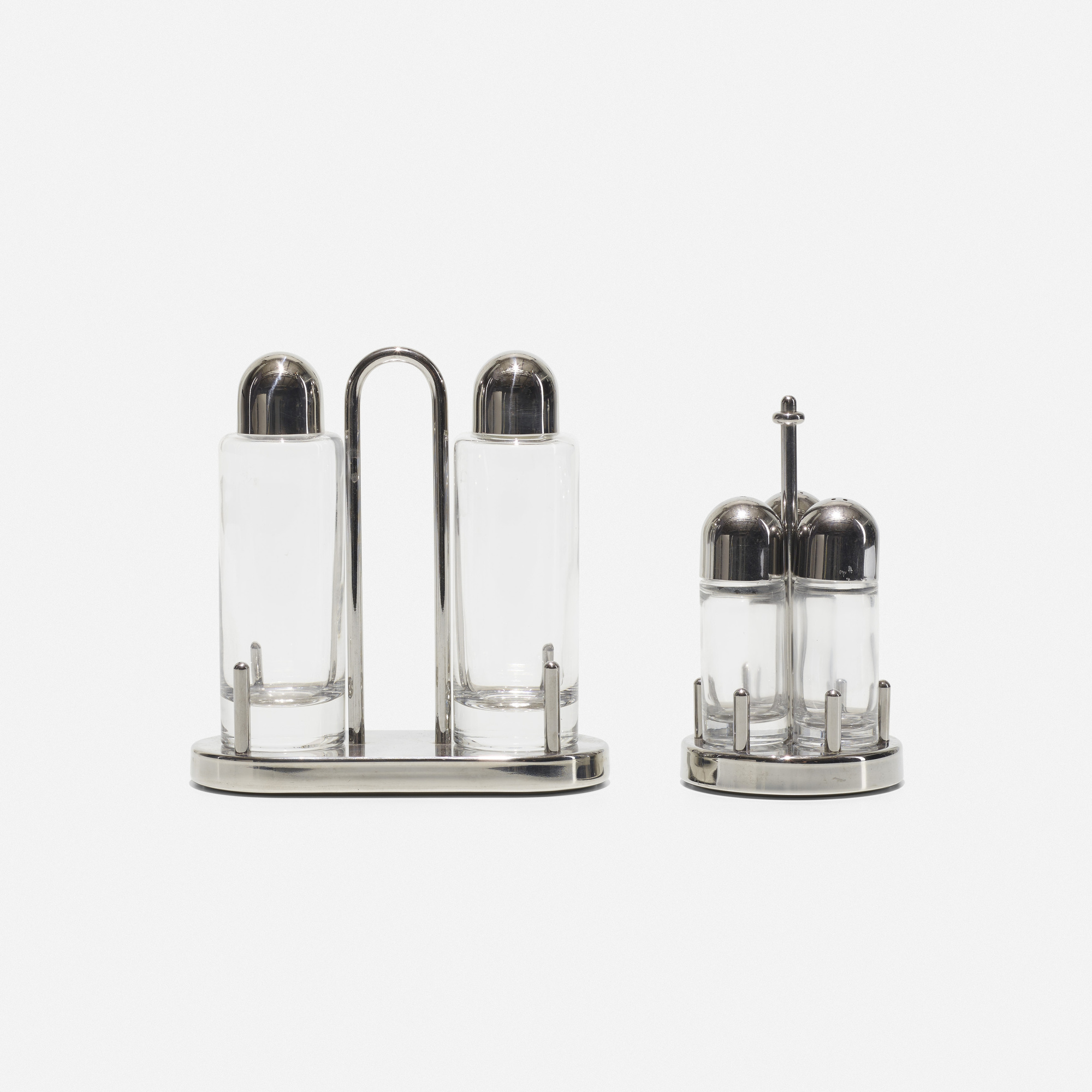 248: Ettore Sottsass / condiment services, set of two (1 of 1)
