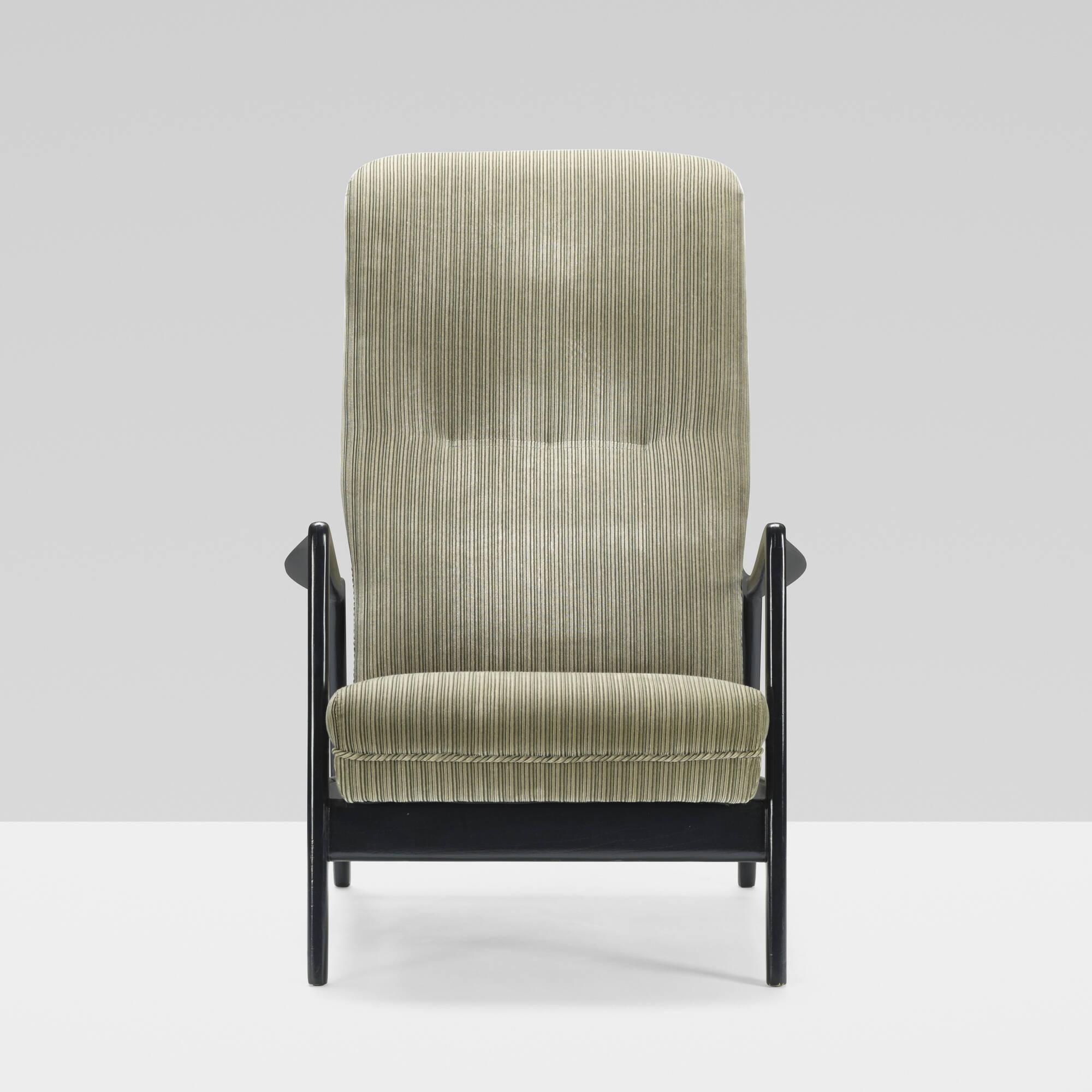 248: Gio Ponti / armchair, model 829 (2 of 3)