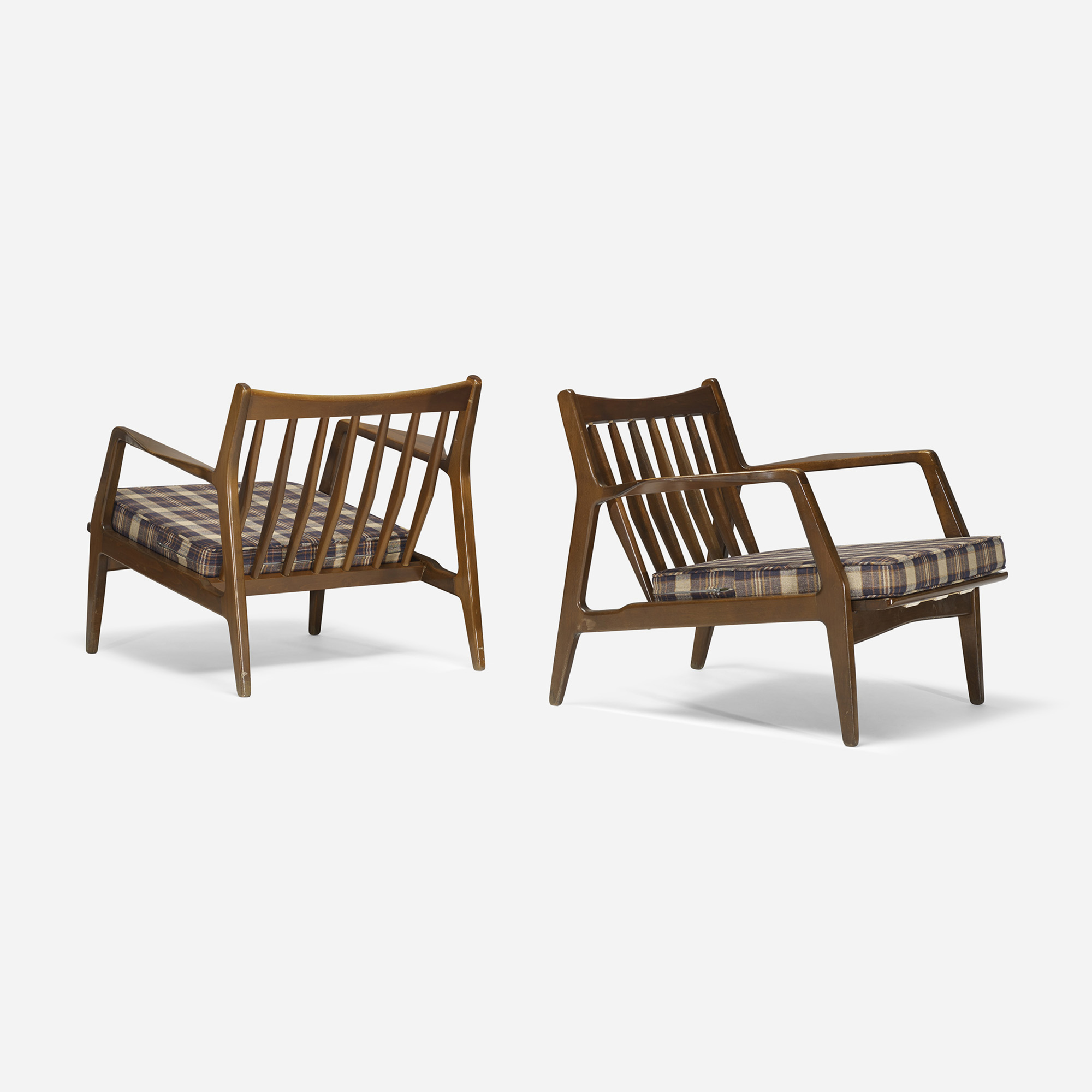 248: Dux / lounge chairs, pair (2 of 4)