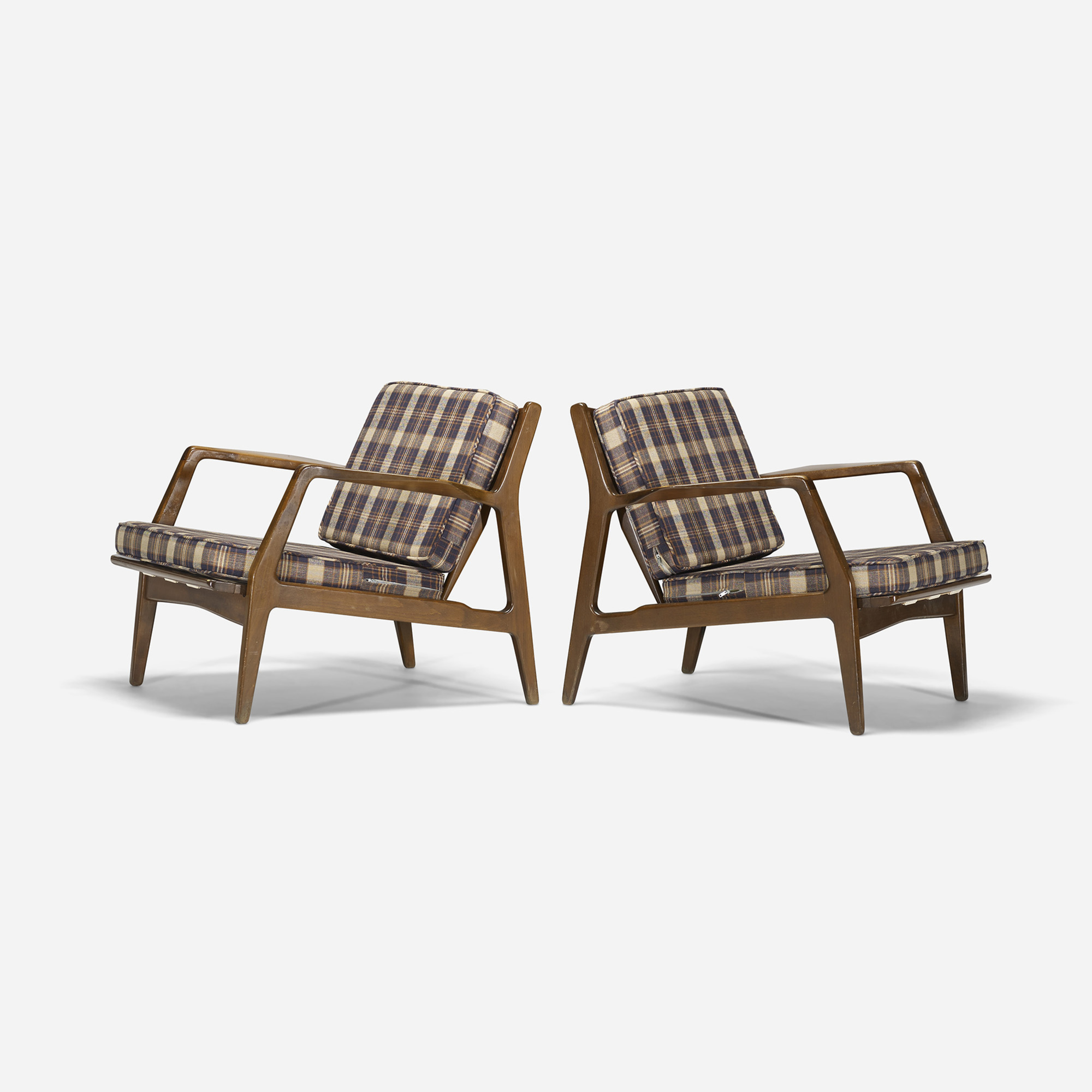 248: Dux / lounge chairs, pair (3 of 4)