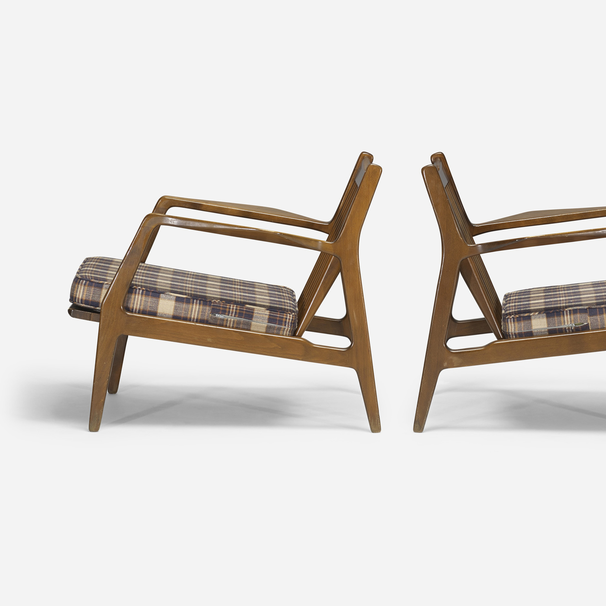 248: Dux / lounge chairs, pair (4 of 4)