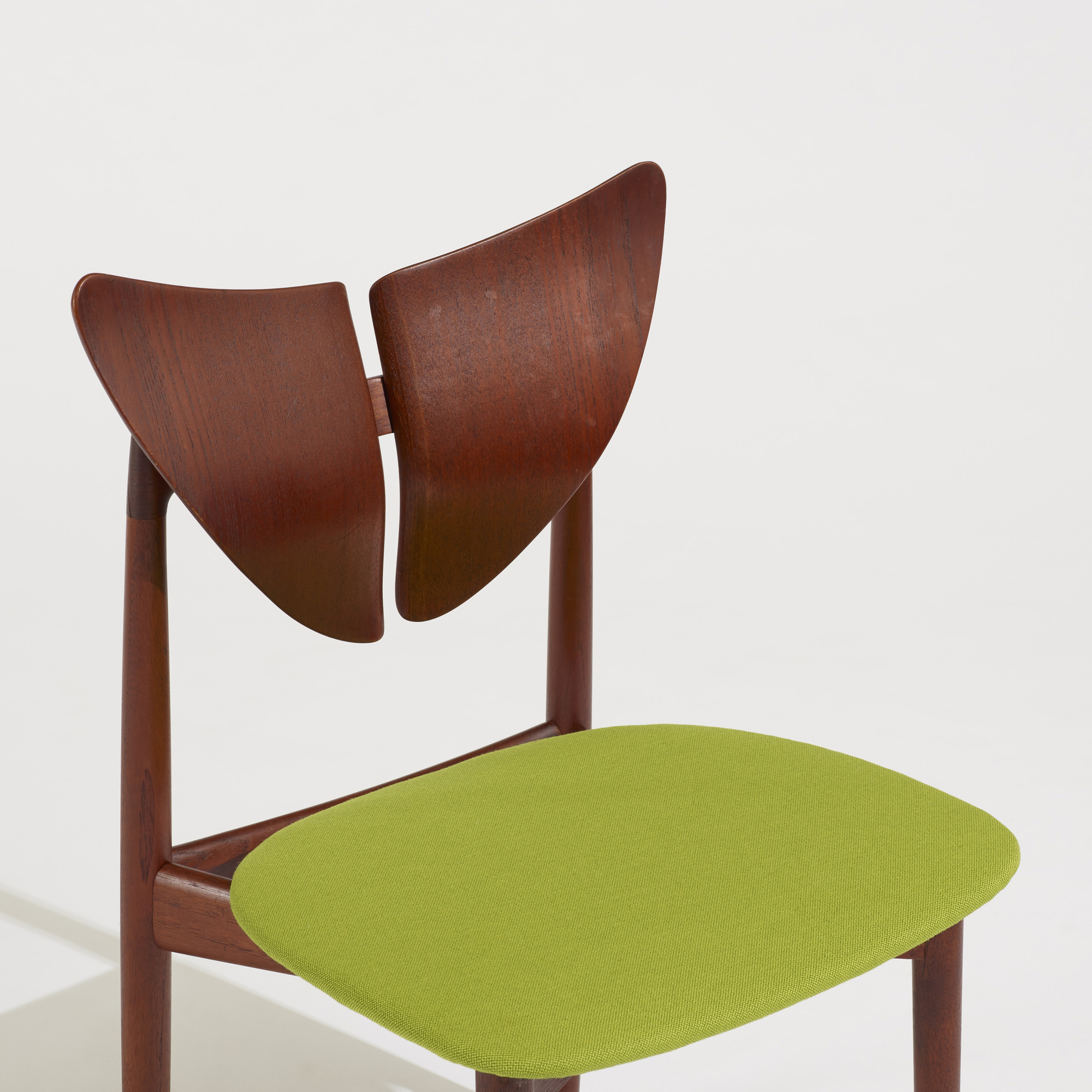 248: Kurt Østervig / dining chairs, set of four (4 of 4)