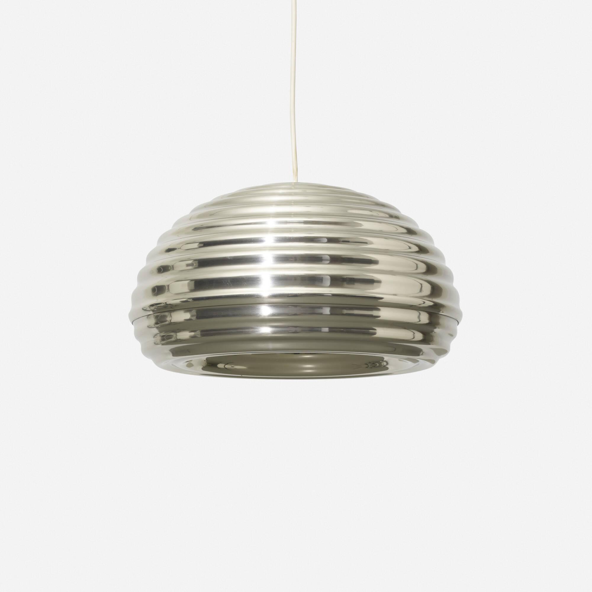 249: Achille and Pier Giacomo Castiglioni / Splugen Brau pendant lamp (1 of 1)