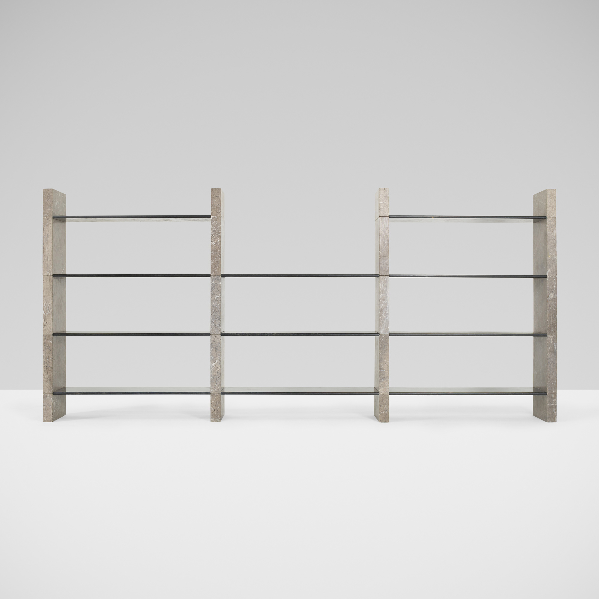 249: Afra and Tobia Scarpa / Cisonio bookcase (2 of 3)