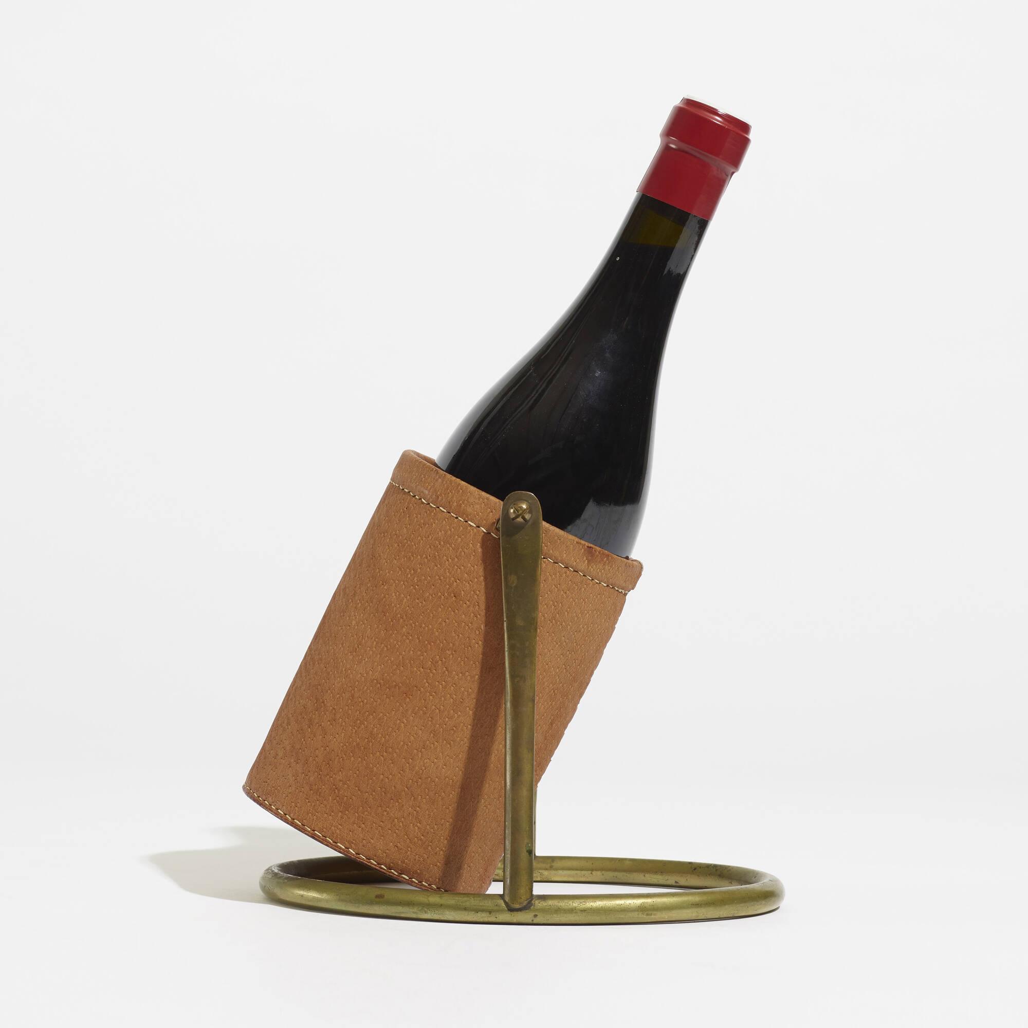 249: Carl Auböck II / wine caddy, model 5018 (3 of 3)