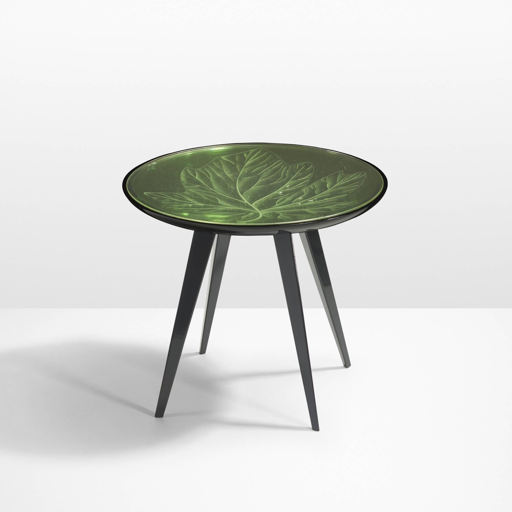 24: Pietro Chiesa / Rare occasional table (1 of 2)