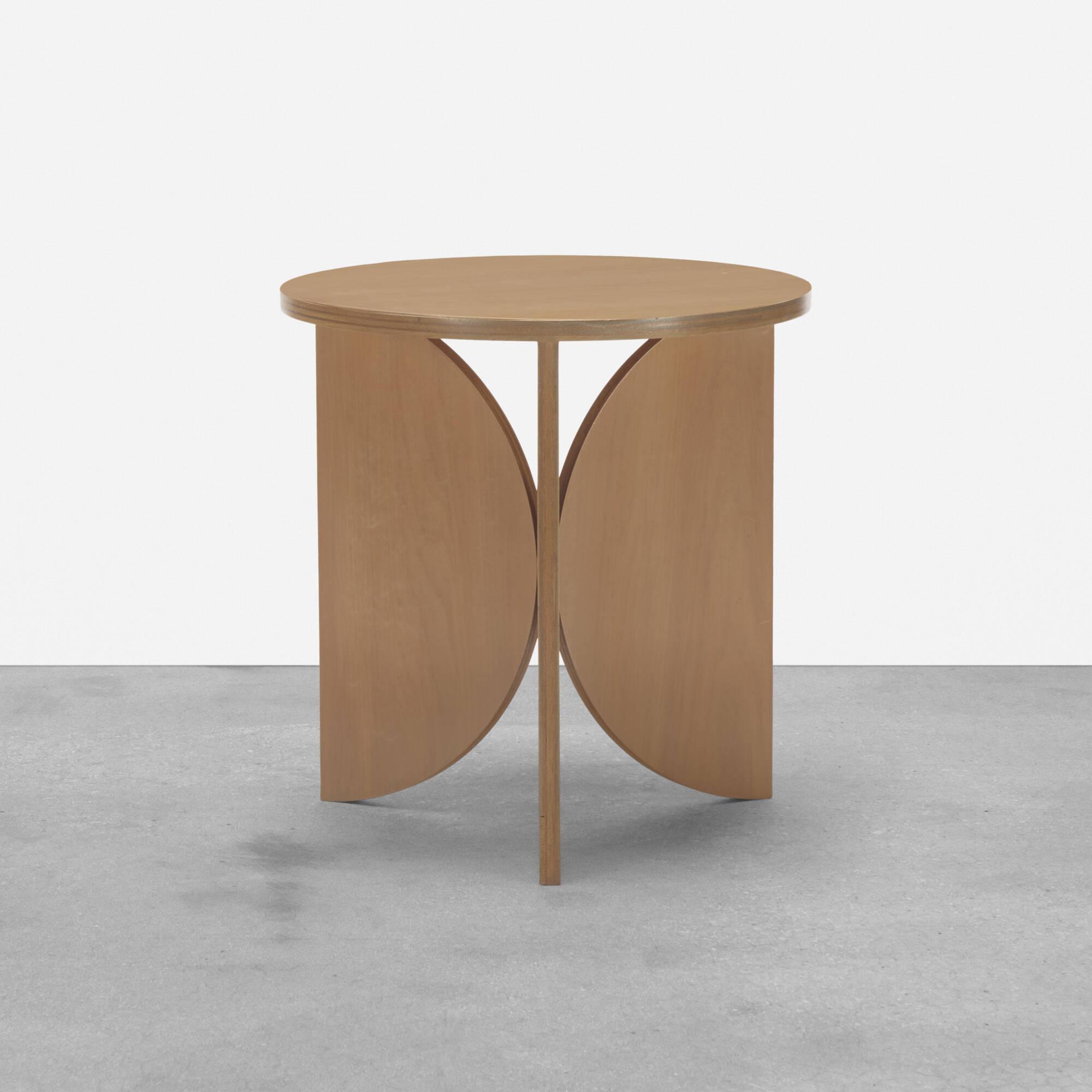 250: Scott Burton / Tripod table (1 of 3)