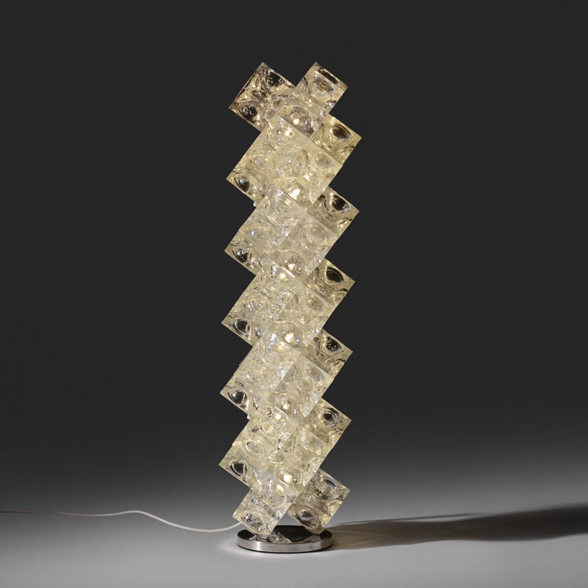 250: Poliarte / rare Saturno standing lamp (2 of 3)