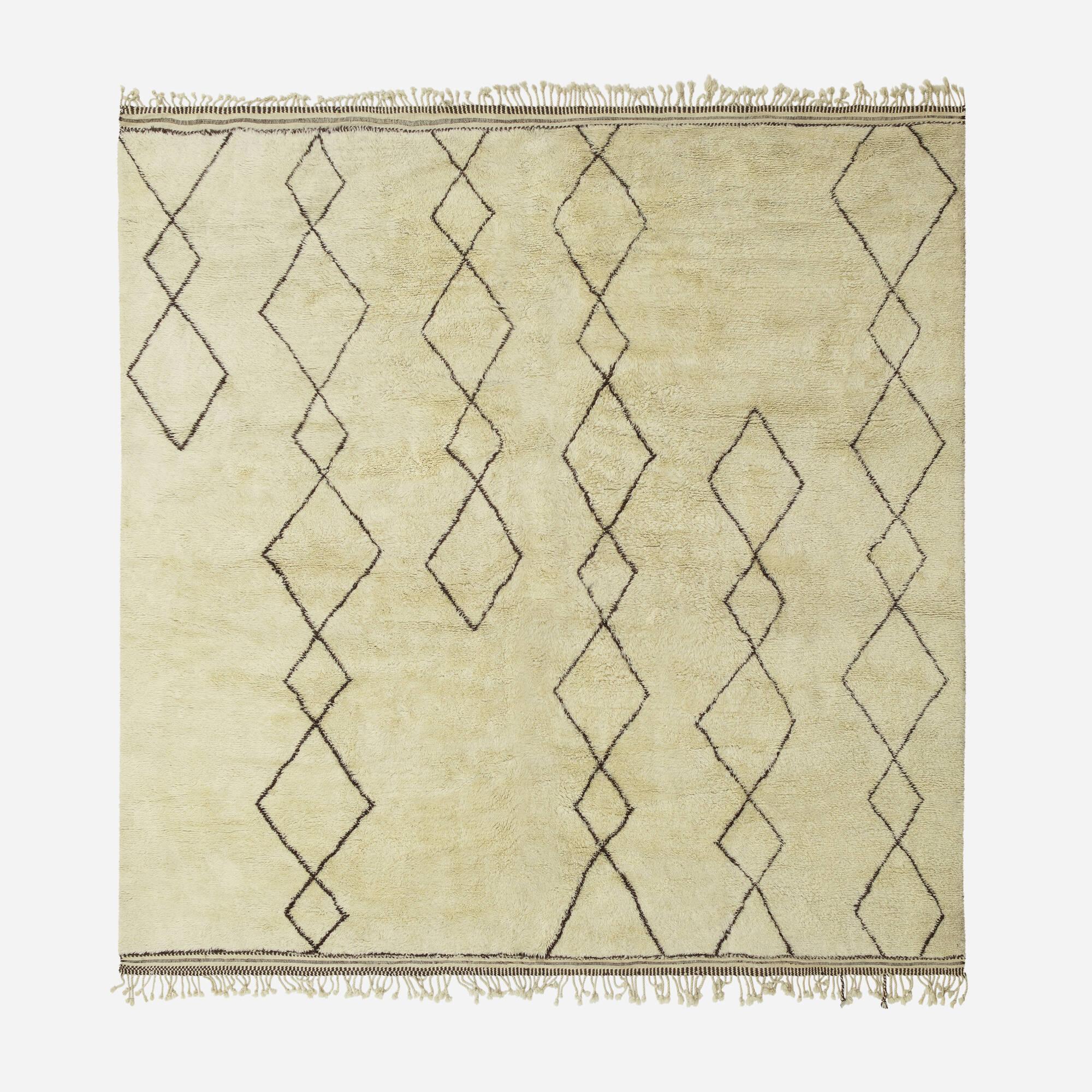 251: Moroccan / contemporary pile carpet (1 of 1)