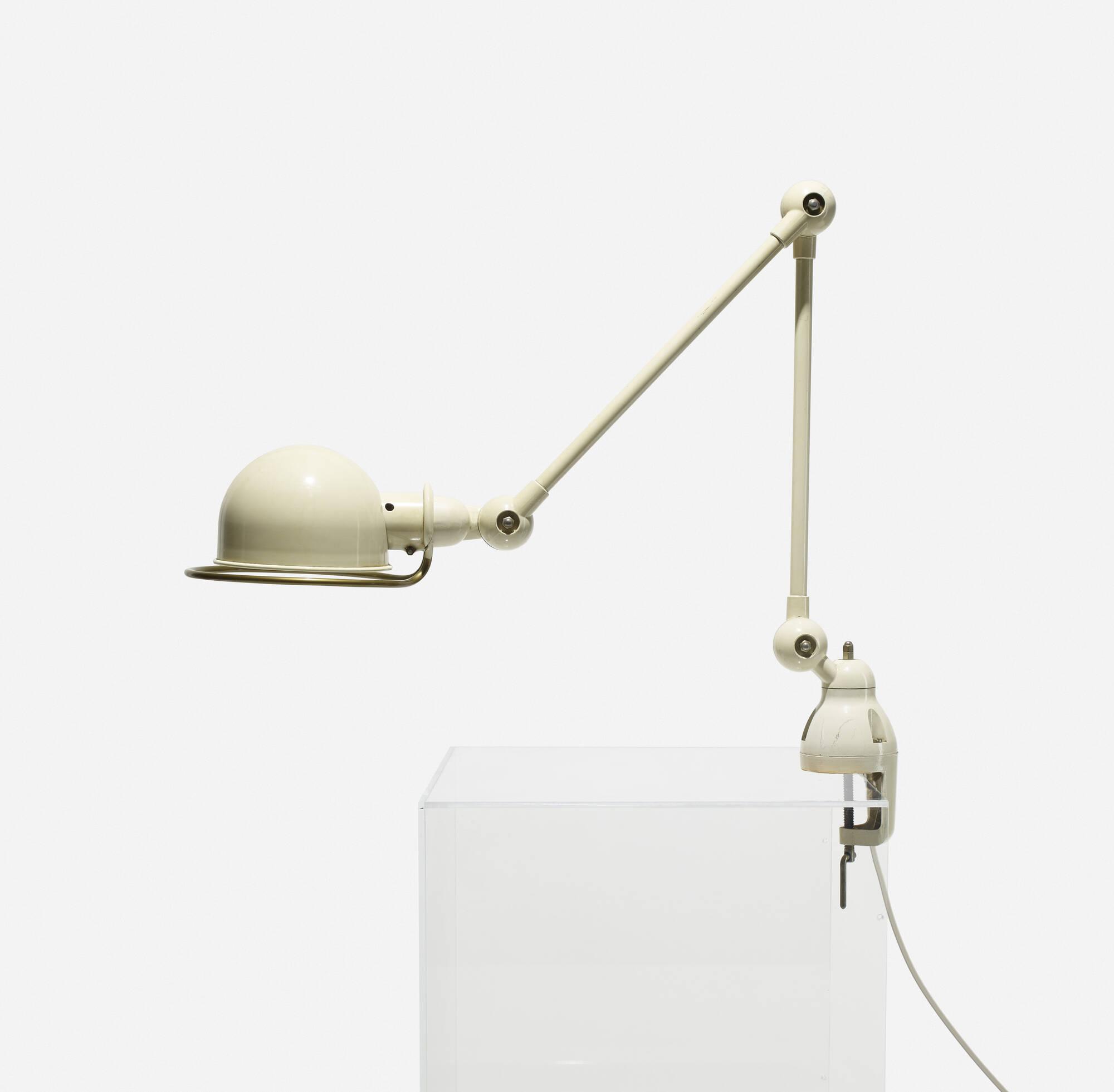 251: Jean-Louis Domecq / Loft vice lamp (1 of 2)