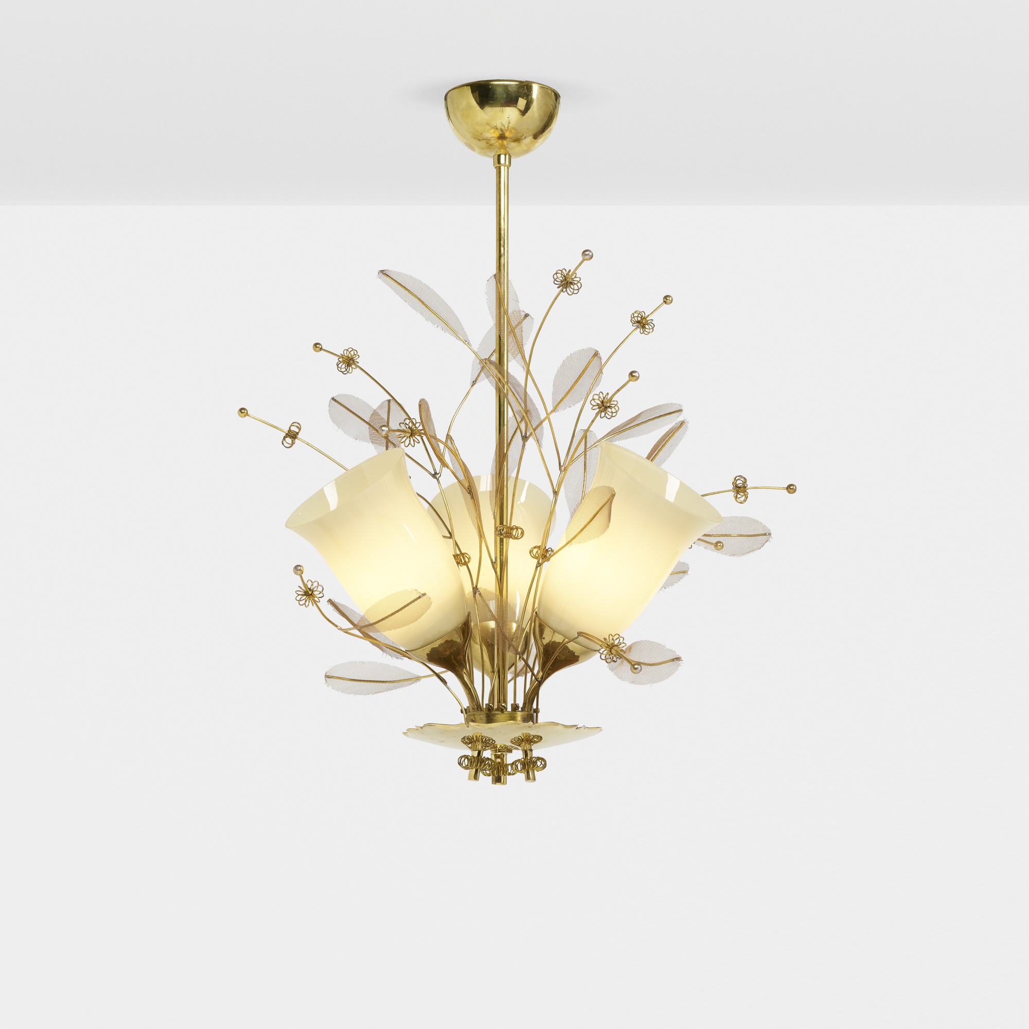 252: Paavo Tynell / chandelier, model 9029/3 (1 of 2)