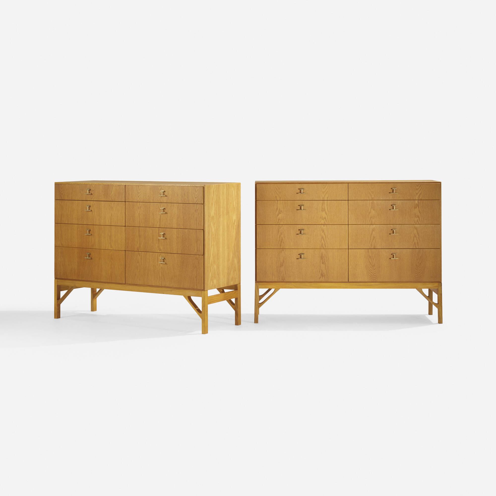 252: Børge Mogensen / cabinets, pair (2 of 4)