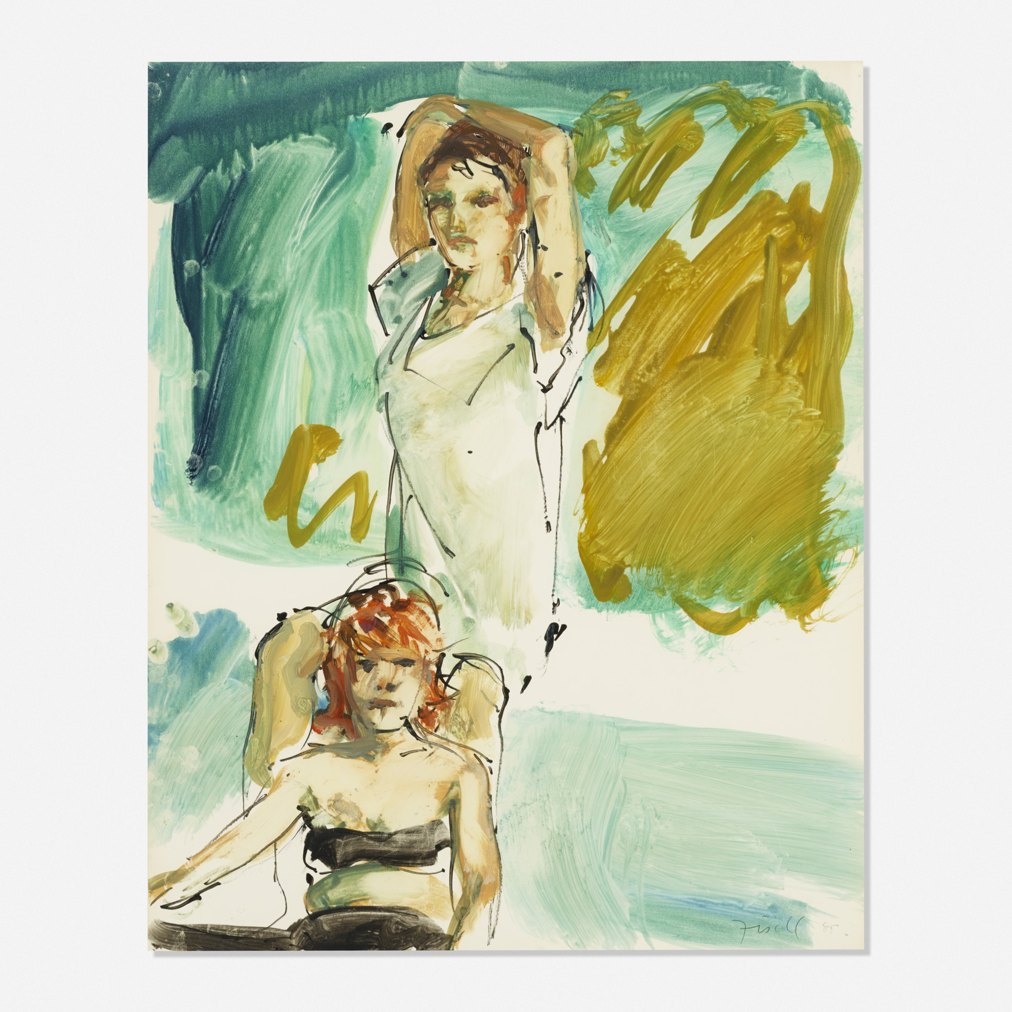 253: Eric Fischl / Untitled (1 of 1)