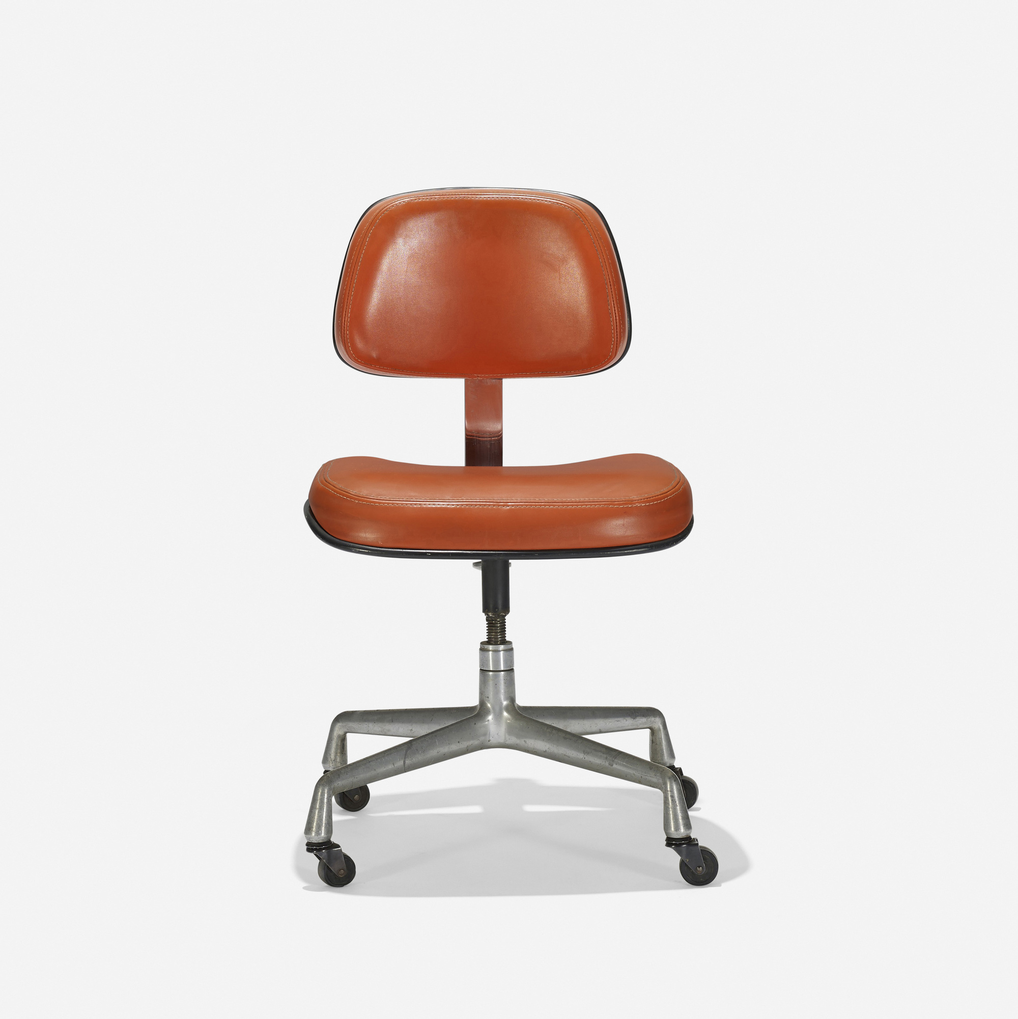 253: Charles and Ray Eames / Secretarial chair, model EC228 (1 of 2)