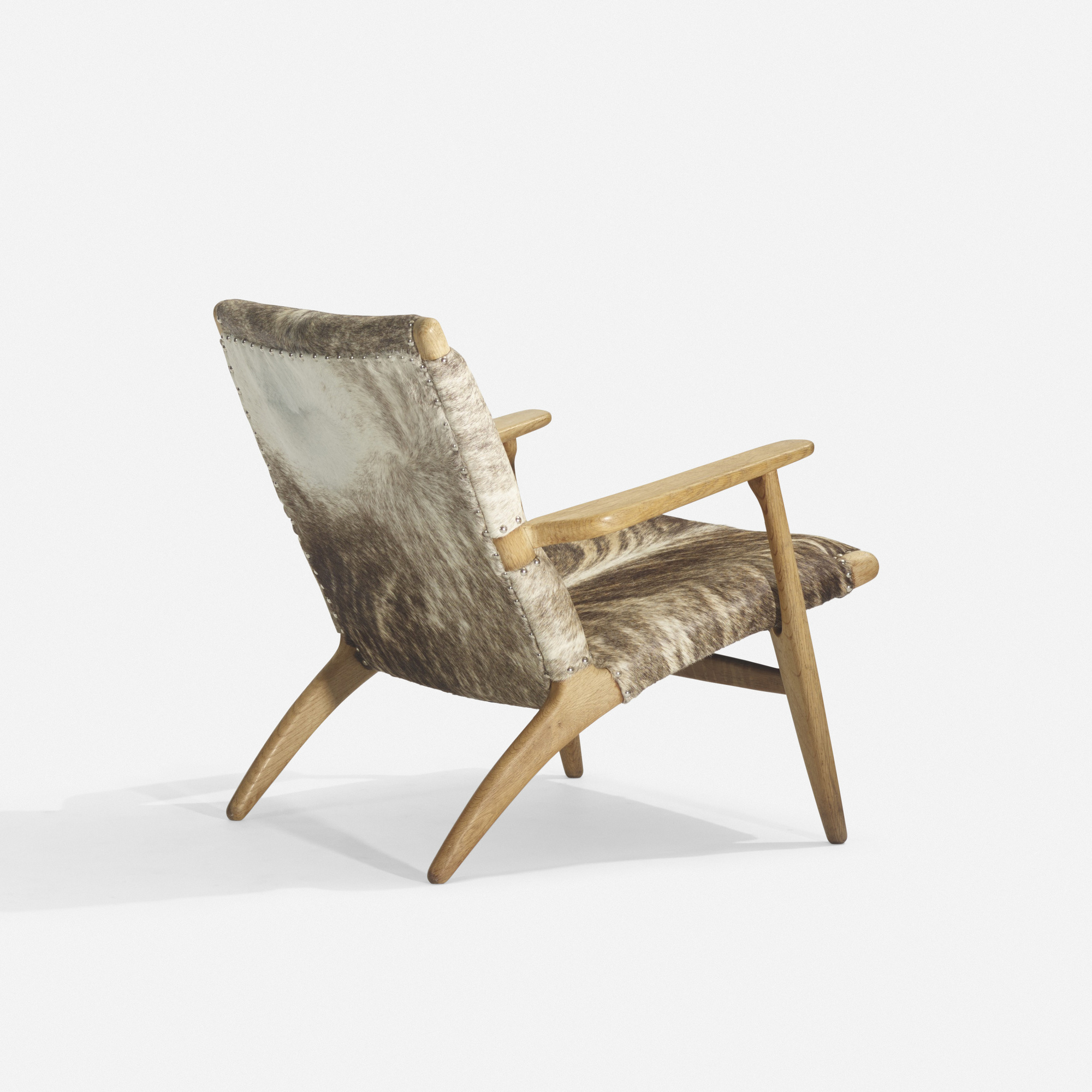 254: Hans J. Wegner / lounge chair (2 of 4)