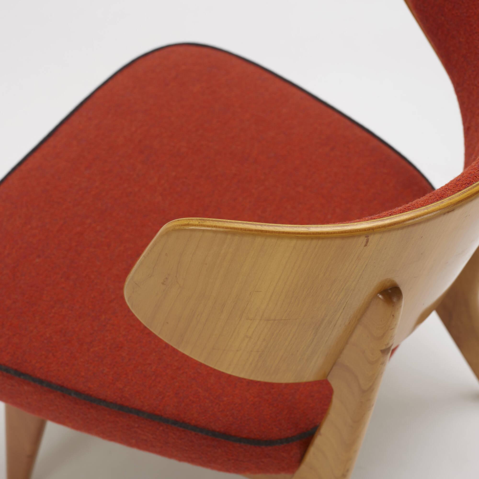 254: Herta-Maria Witzemann / lounge chairs, pair (3 of 3)