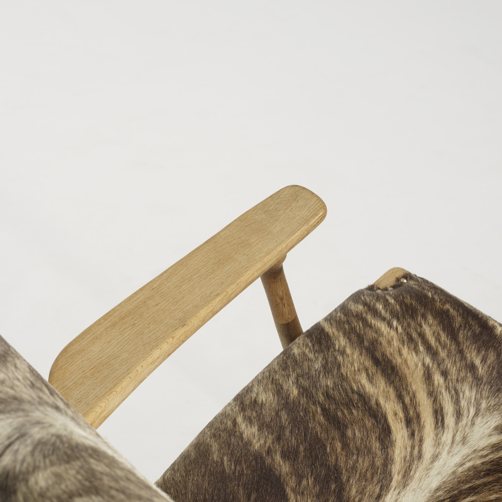 254: Hans J. Wegner / lounge chair (3 of 4)