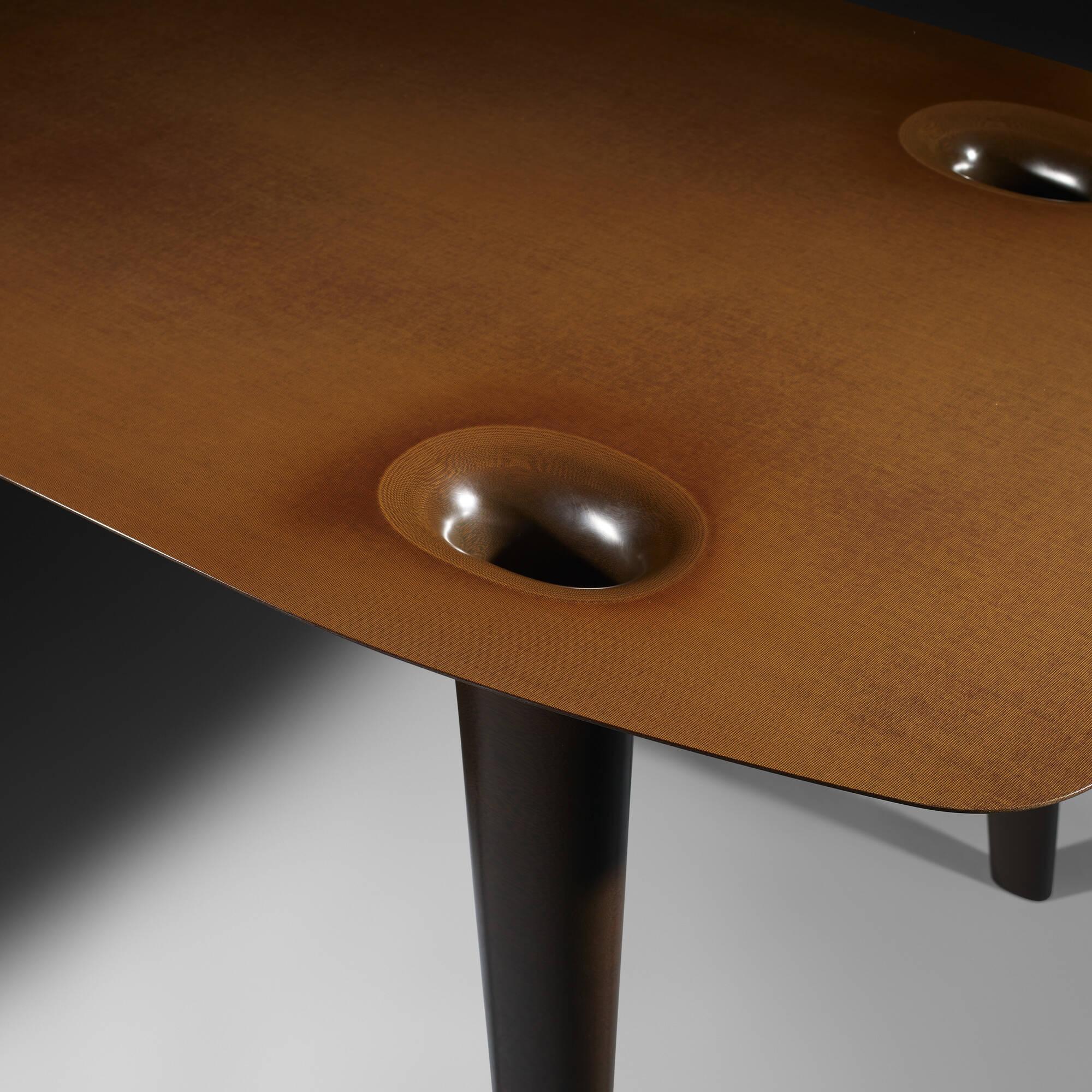 254: MARC NEWSON, Micarta table < Design, 10 December 2015