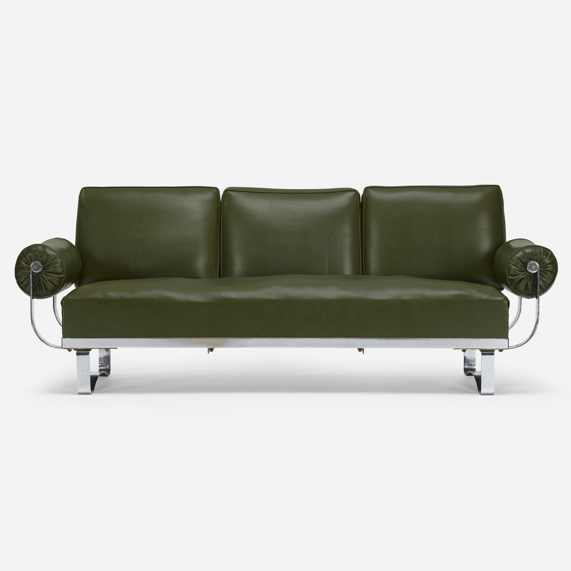 255: MCKAY COMPANY, Rare Sofa < Design, 11 June 2020 < Auctions | Wright: Auctions Of Art And Design