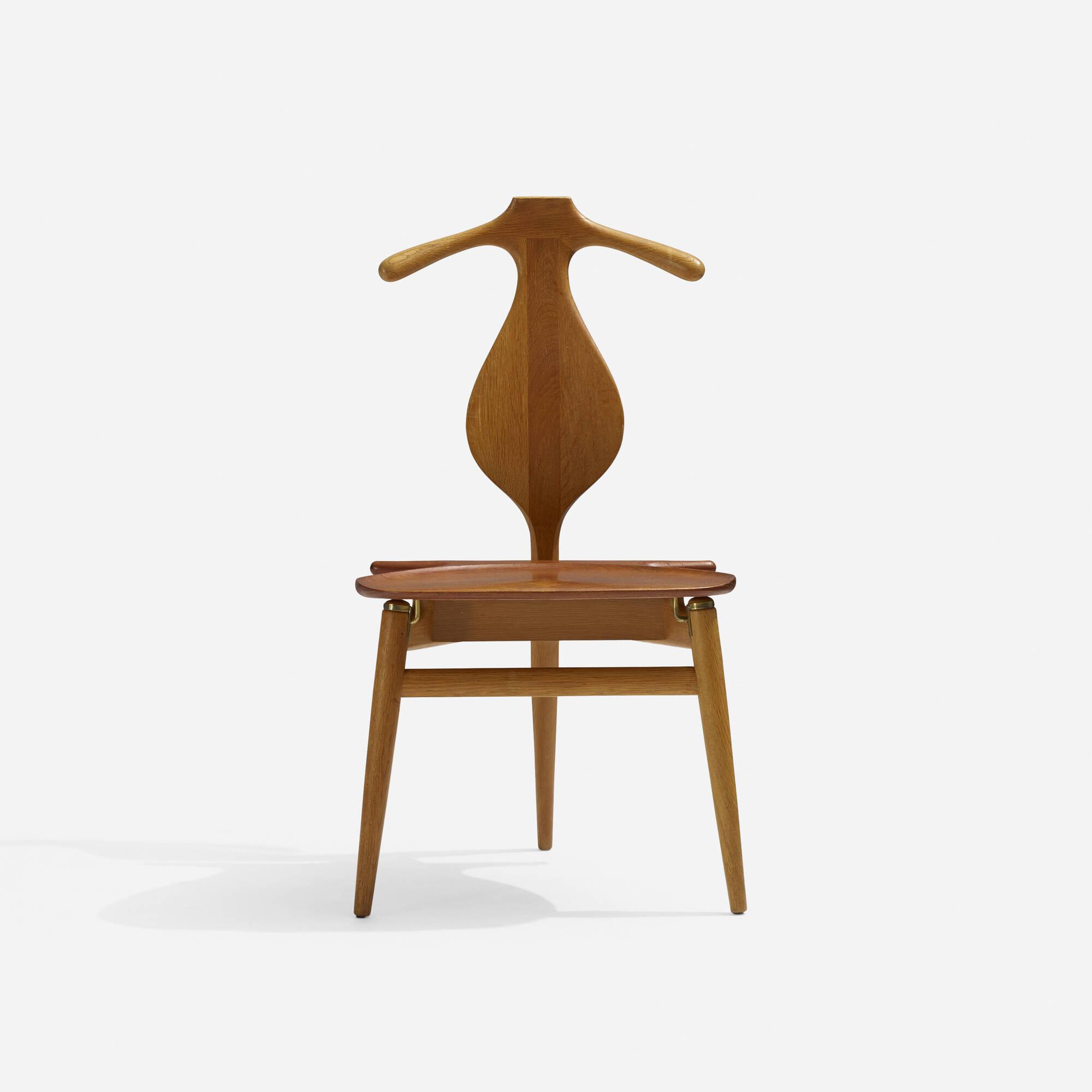 255: Hans J. Wegner / Valet chair (1 of 4)
