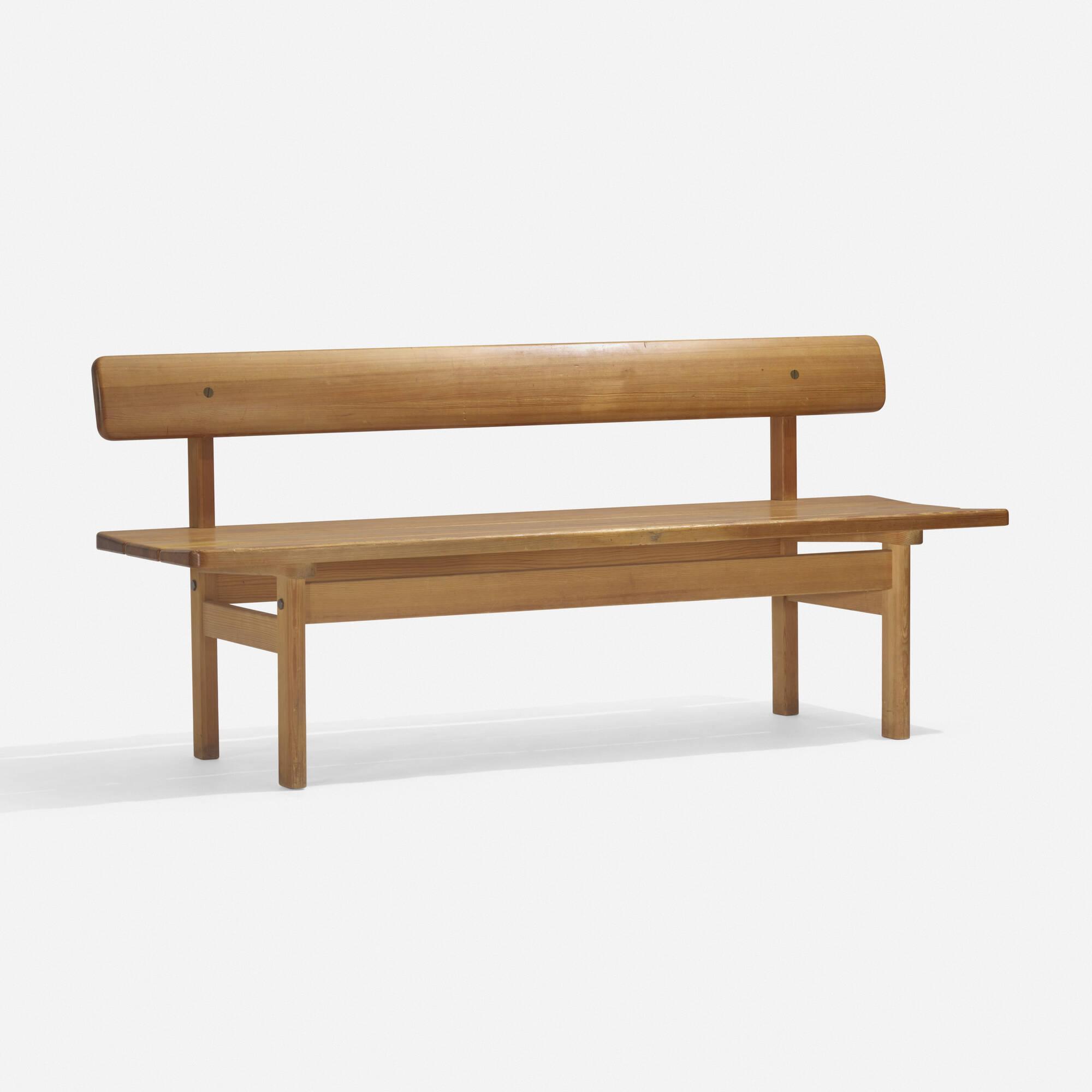 255: Børge Mogensen / bench (1 of 2)